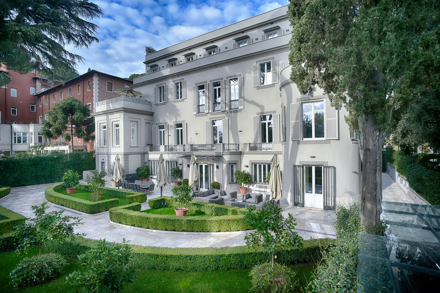 Other Residential Homes por un Venta en Majestic Villa dominating Rome Rome, rom Italia