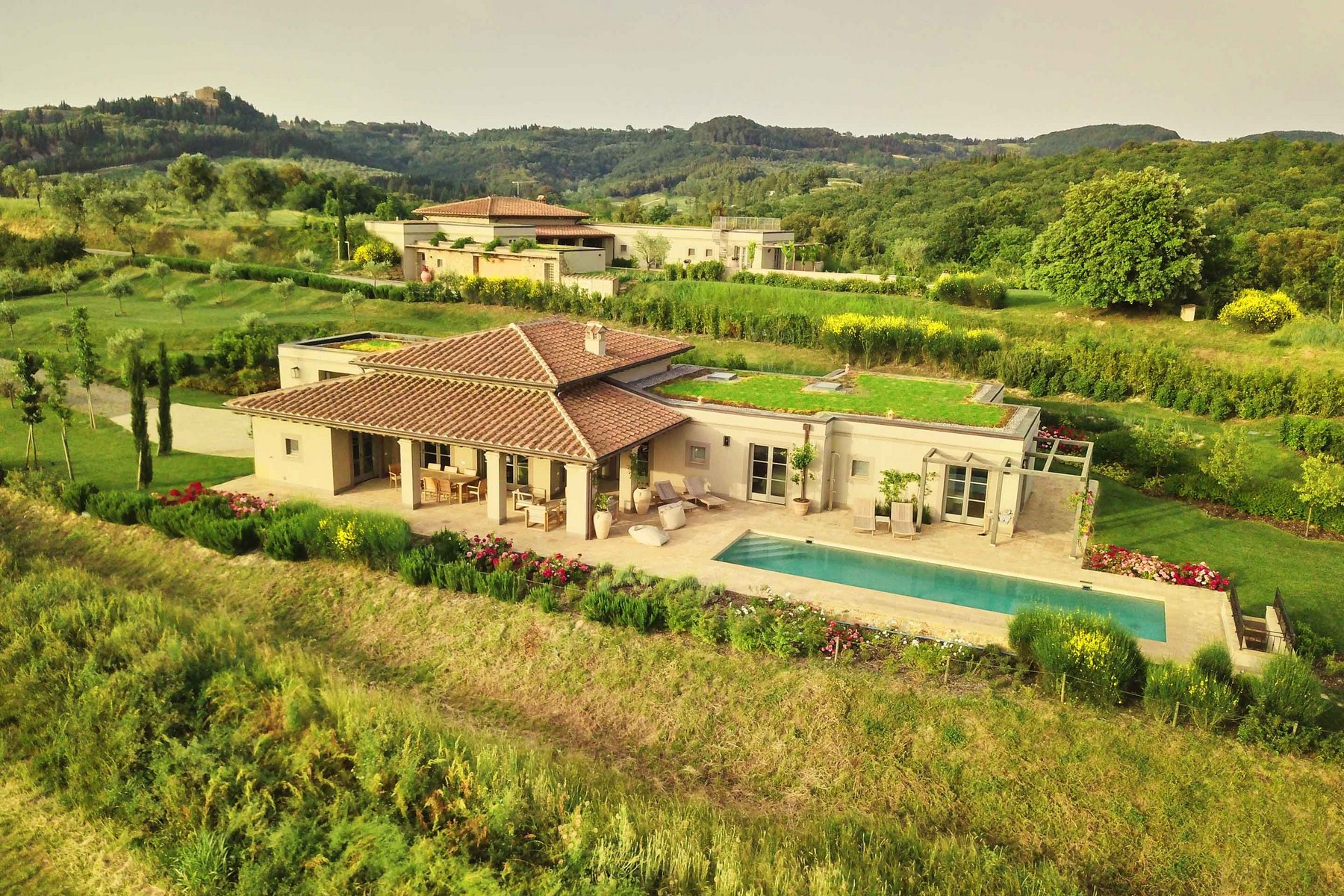 Other Residential Homes for Sale at Marvellous new build villas in the Tuscan countryside Montaione, Florence Italy