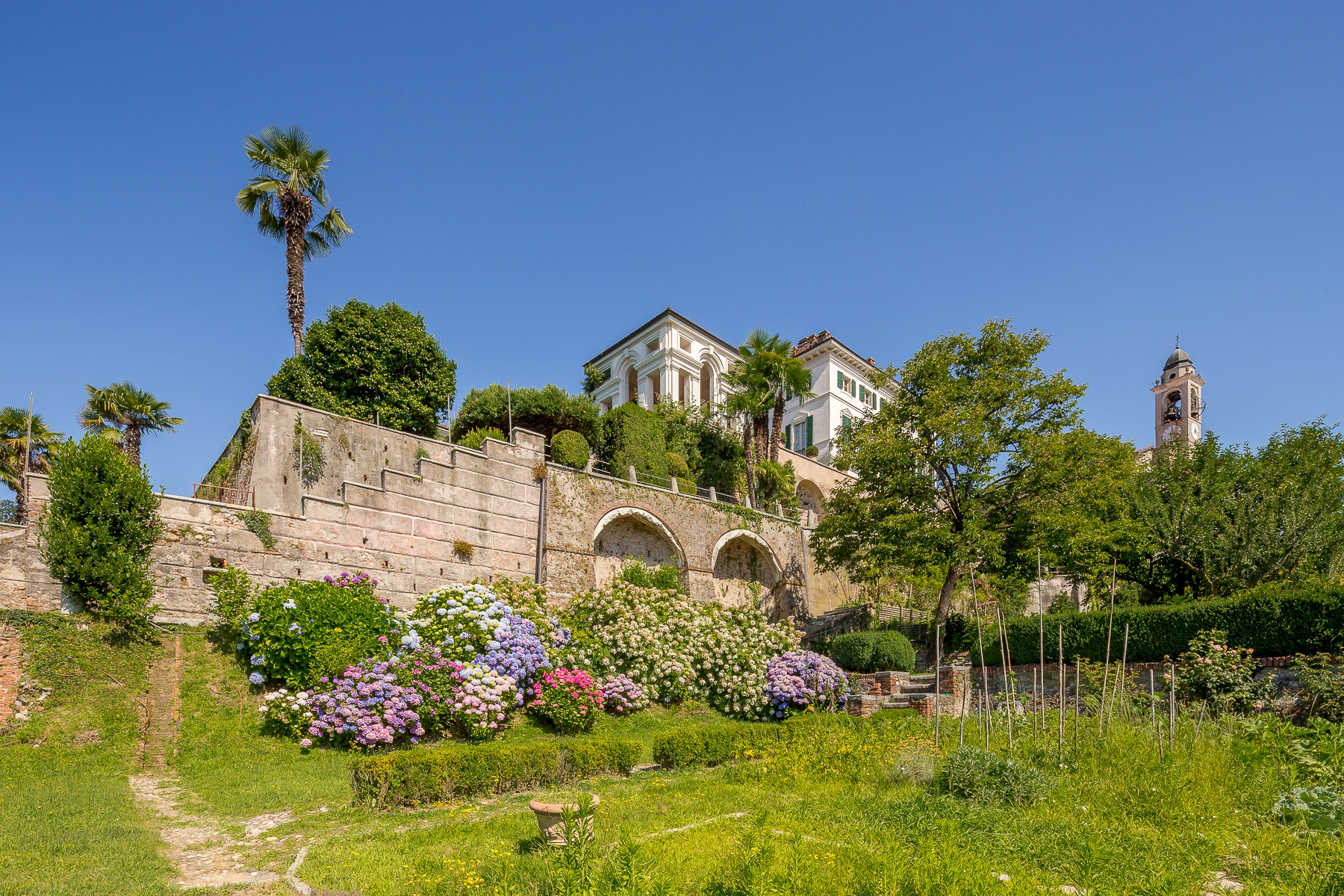 Other Residential Homes for Sale at The charm of the XX century in the hills Bogogno, Novara Italy