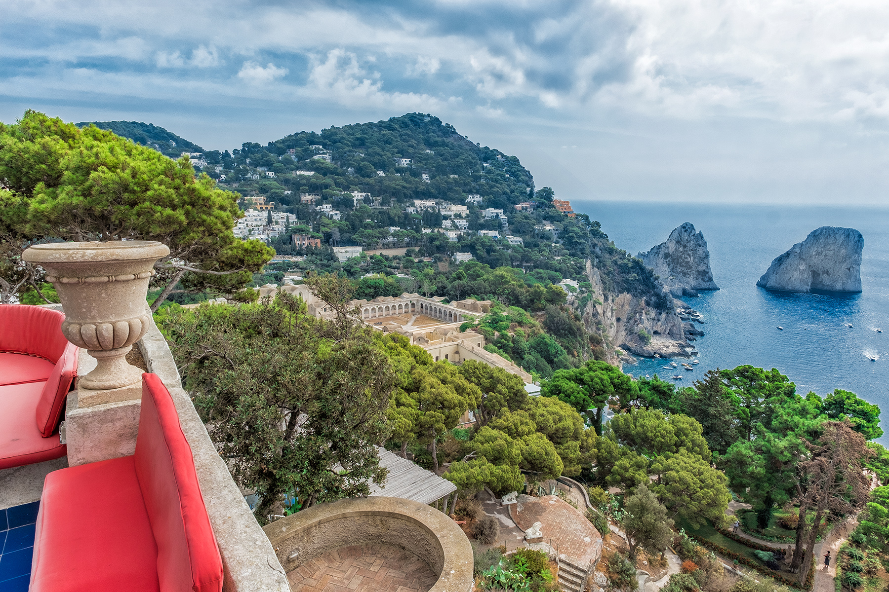 其他住宅 為 出售 在 Extraordinary villa with stunning view in Capri Capri, Naples, 義大利