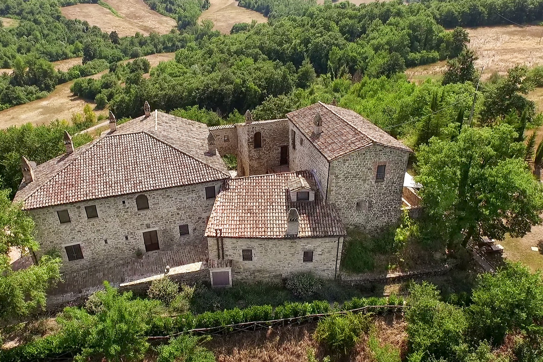 Other Residential Homes for Sale at Historical convent dating back to the 13th century Umbertide, Perugia Italy