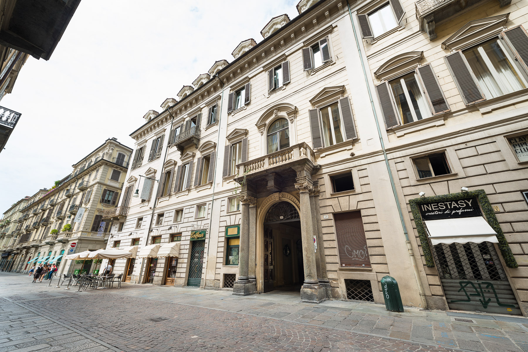 Apartments for Sale at Magnificent apartment in historical Palazzo Torino, Turin Italy
