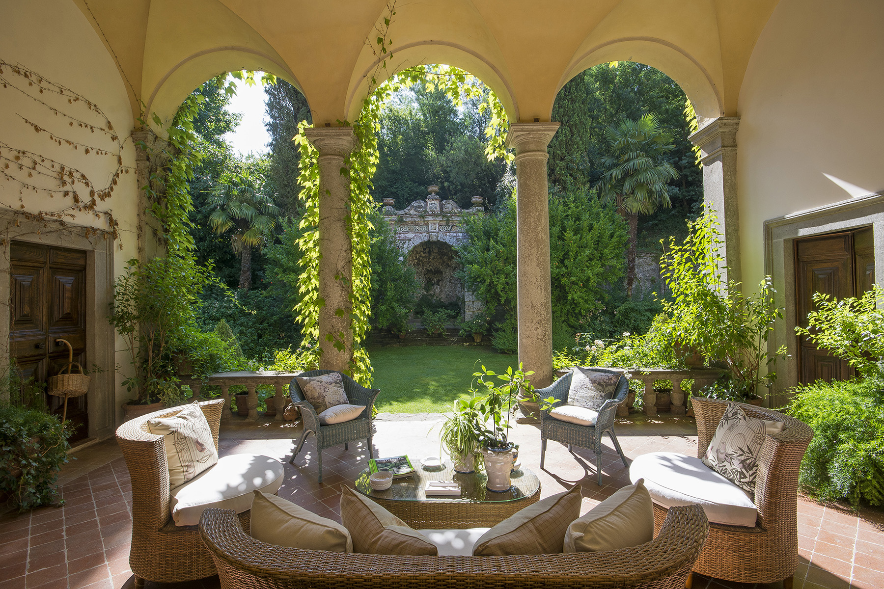 Other Residential Homes for Sale at Enchanted Villa in the countryside of Vorno Capannori, Lucca Italy