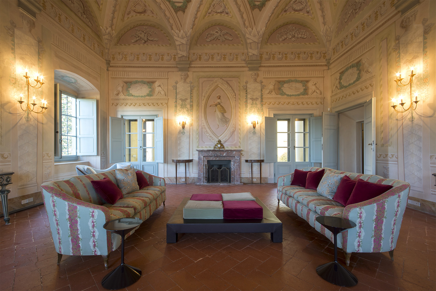 Other Residential Homes for Sale at Tasteful 16th century apartment Impruneta, Florence Italy