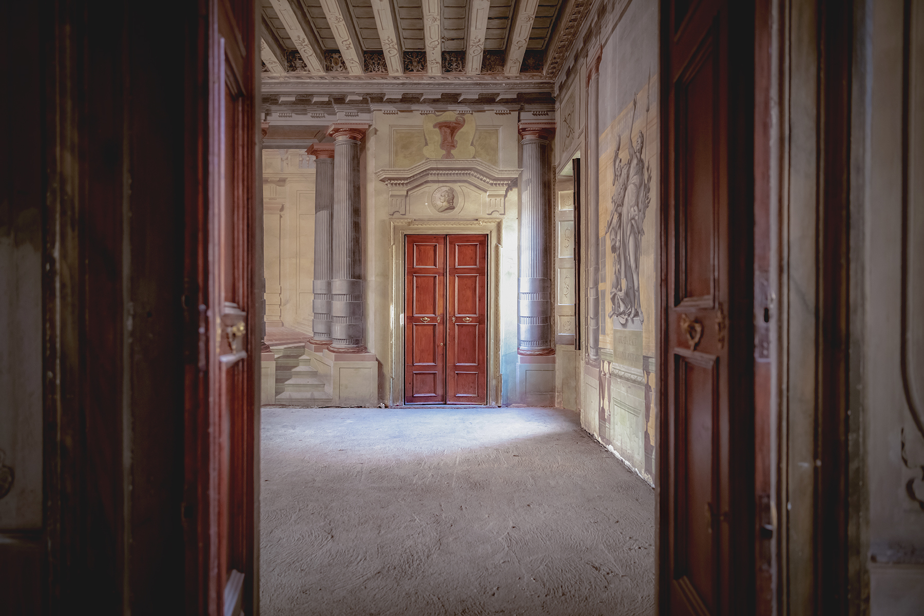 Apartments for Sale at Majestic noble floor in a prestigious historic palace Verona, Verona Italy