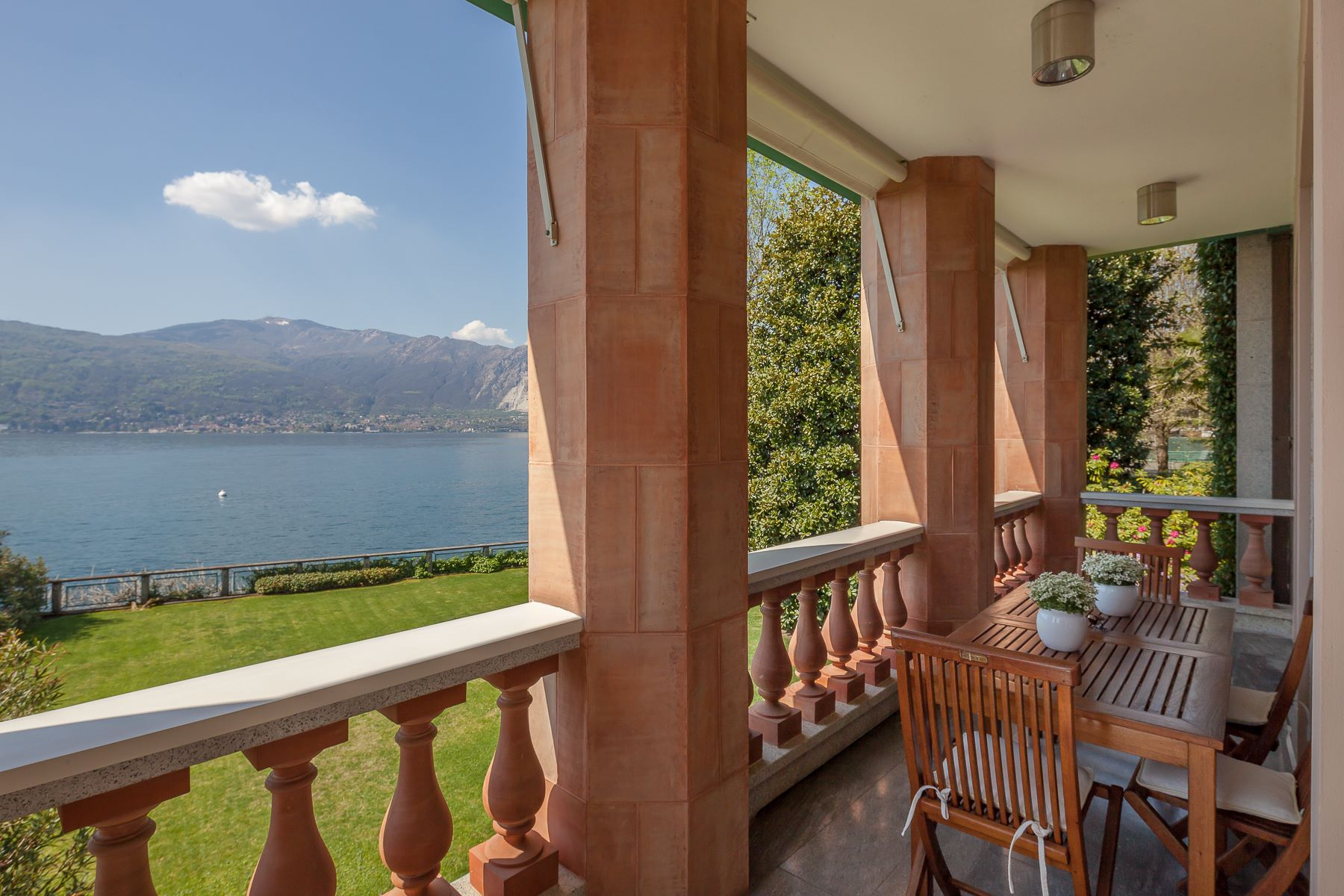 Other Residential Homes for Sale at Villa with access to the lake designed and built by the architect Aldo Rossi Verbania, Verbano Cusio Ossola Italy