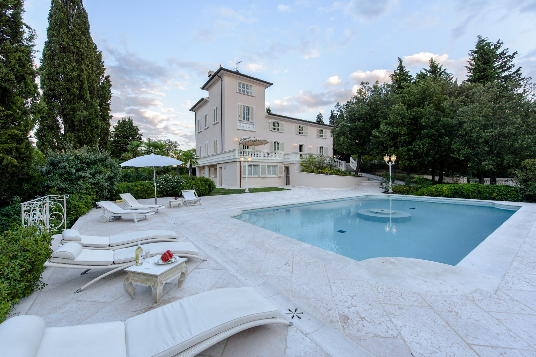 Other Residential Homes for Sale at Magnificent property in the florentine Chianti with pool and private park Montespertoli, Florence Italy