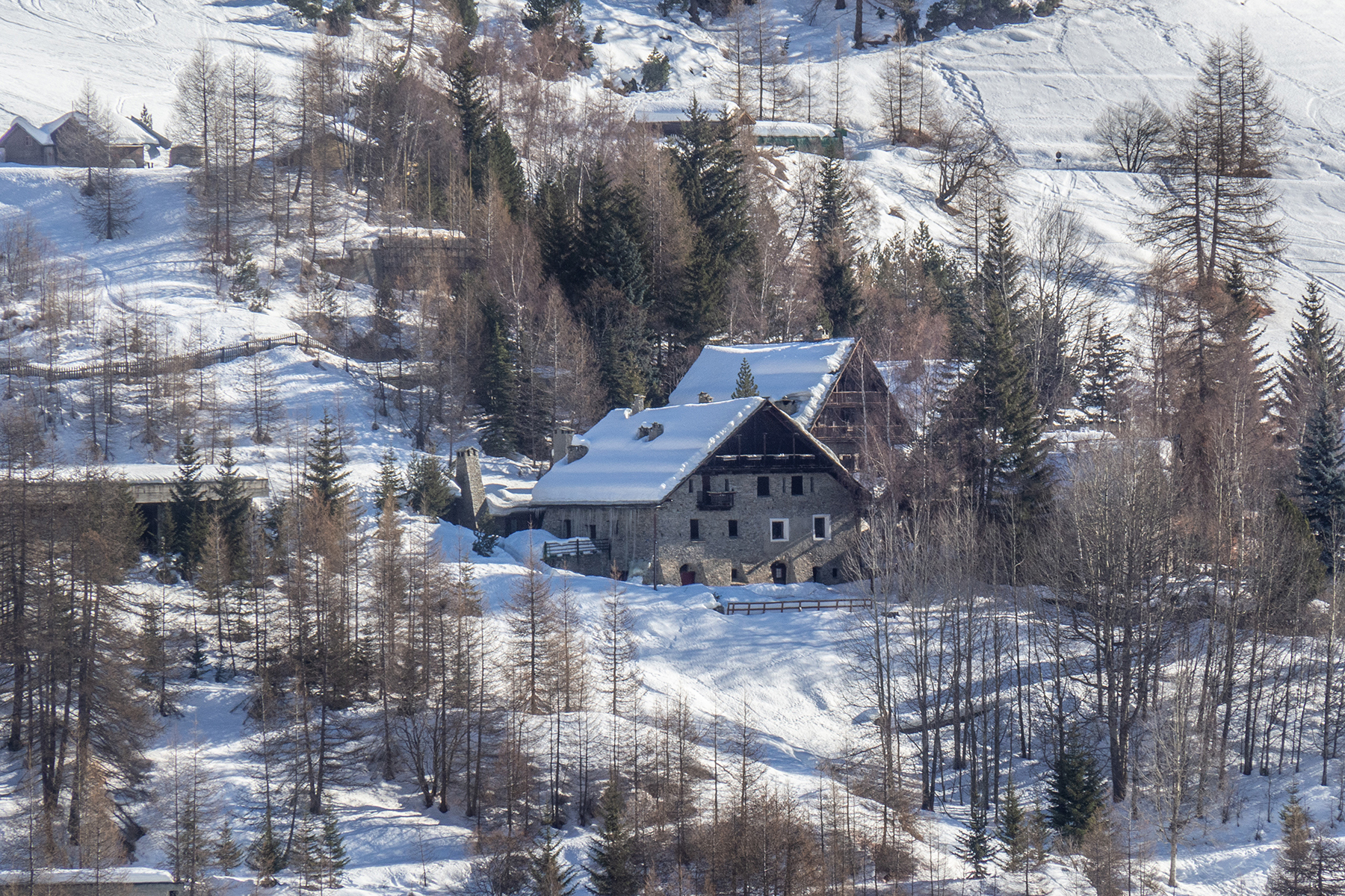 Other Residential Homes for Sale at Exquisite chalet in the Alps Sauze di Cesana, Turin Italy