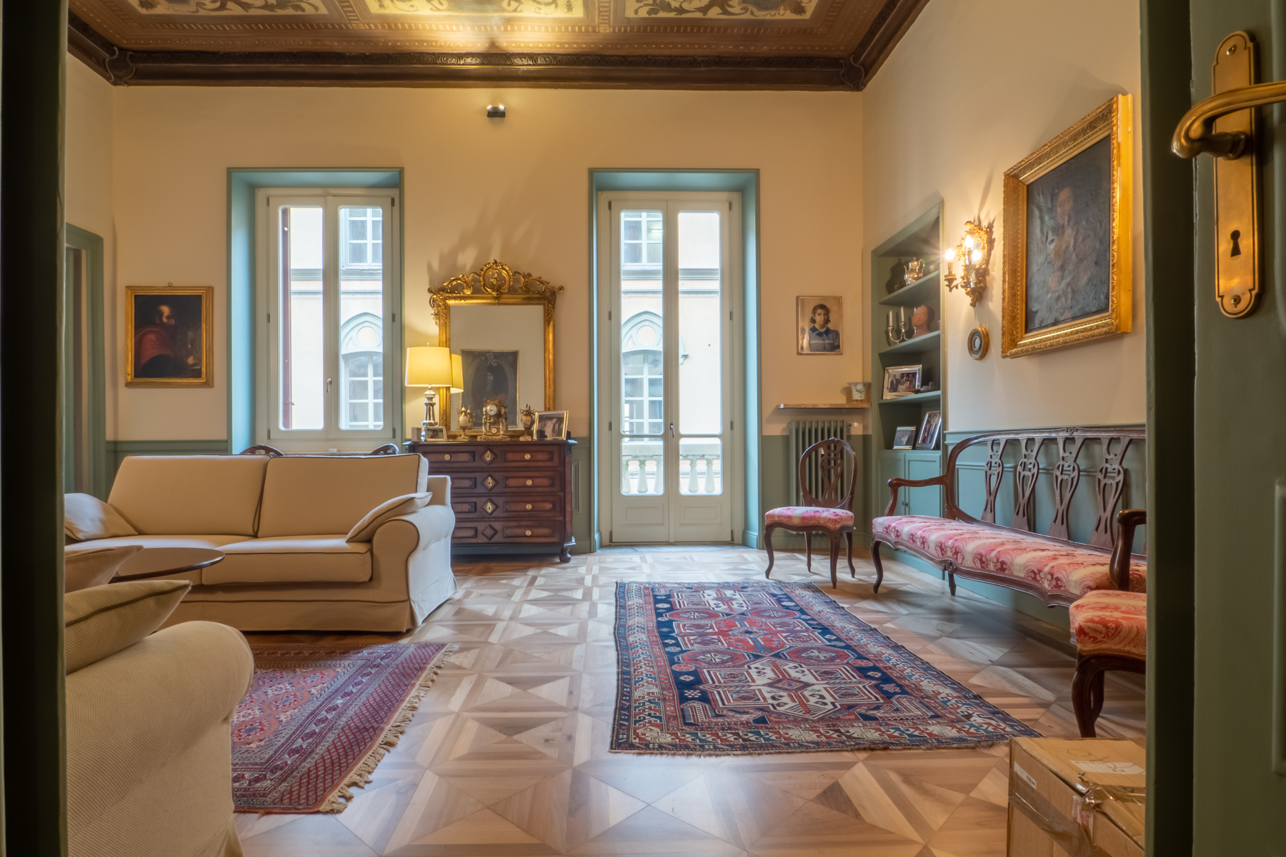 Apartments for Sale at Exquisite apartment tastefully renovated Torino, Turin Italy