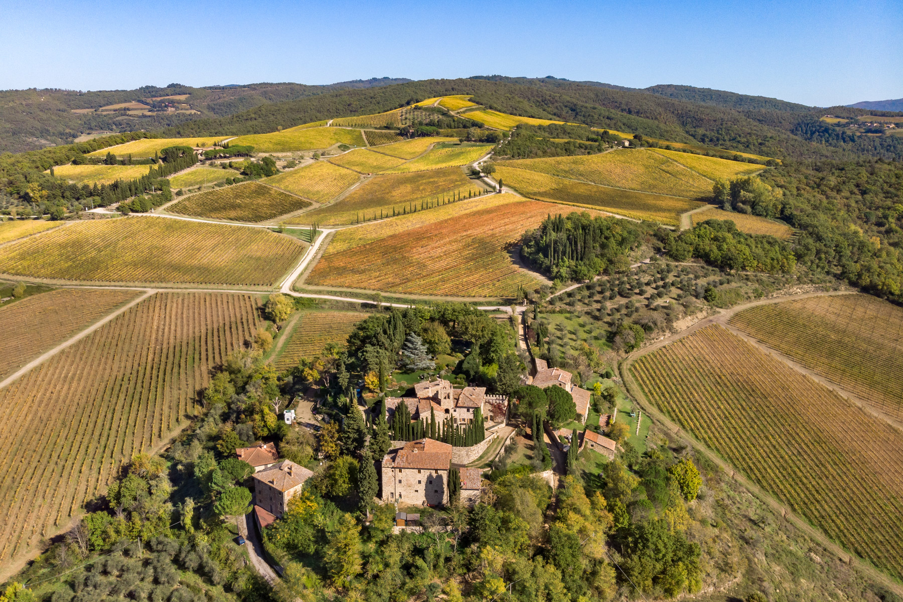 Other Residential Homes for Sale at Castle/Manor house near Radda in Chianti Radda In Chianti, Siena Italy