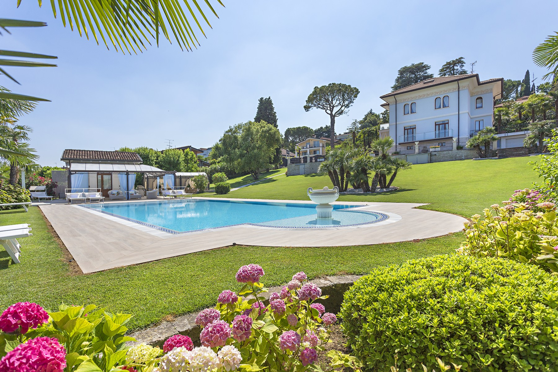Other Residential Homes for Sale at Beautiful Liberty villa with lakeview, swimming pool and dependence Desenzano Del Garda, Brescia Italy