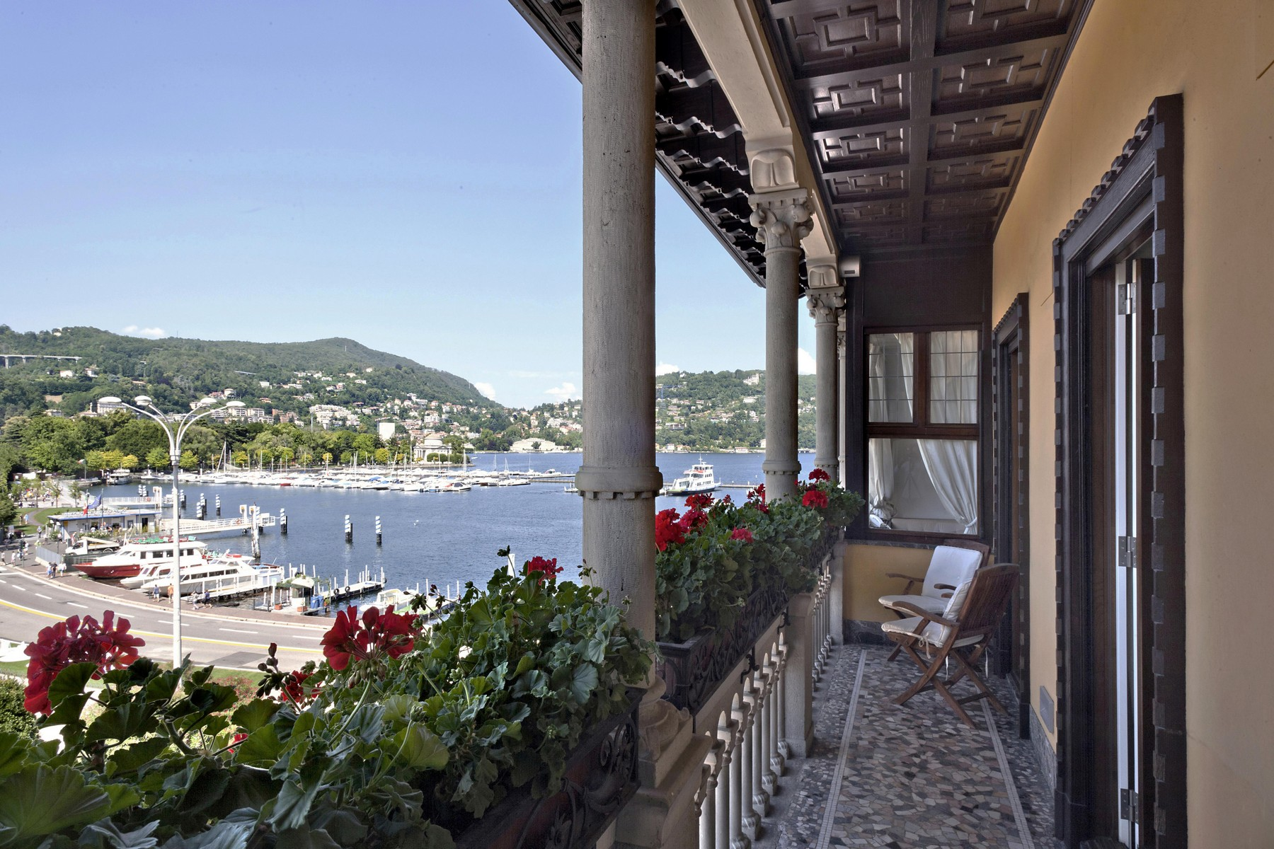 Apartment for Sale at Prestigious apartment in historic building in Piazza Cavour Como, Como, Italy
