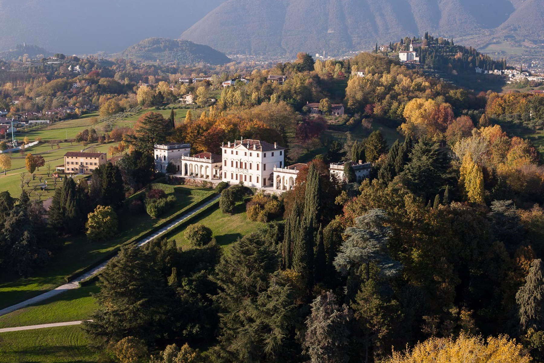 Other Residential Homes for Sale at Commanding historical Venetian villa Mussolente, Vicenza Italy