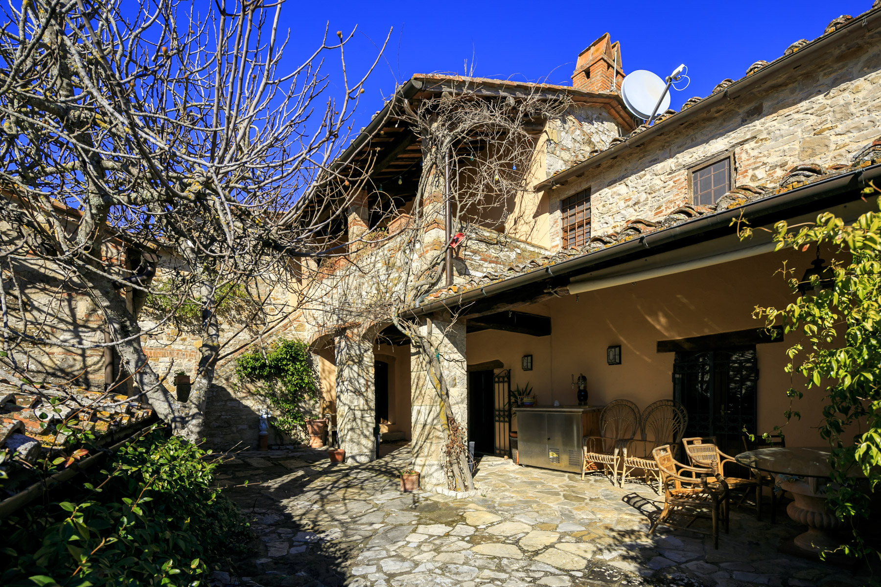 Other Residential Homes for Sale at Typical Tuscan country villa in the middle of the Chianti hills Gaiole In Chianti, Siena Italy