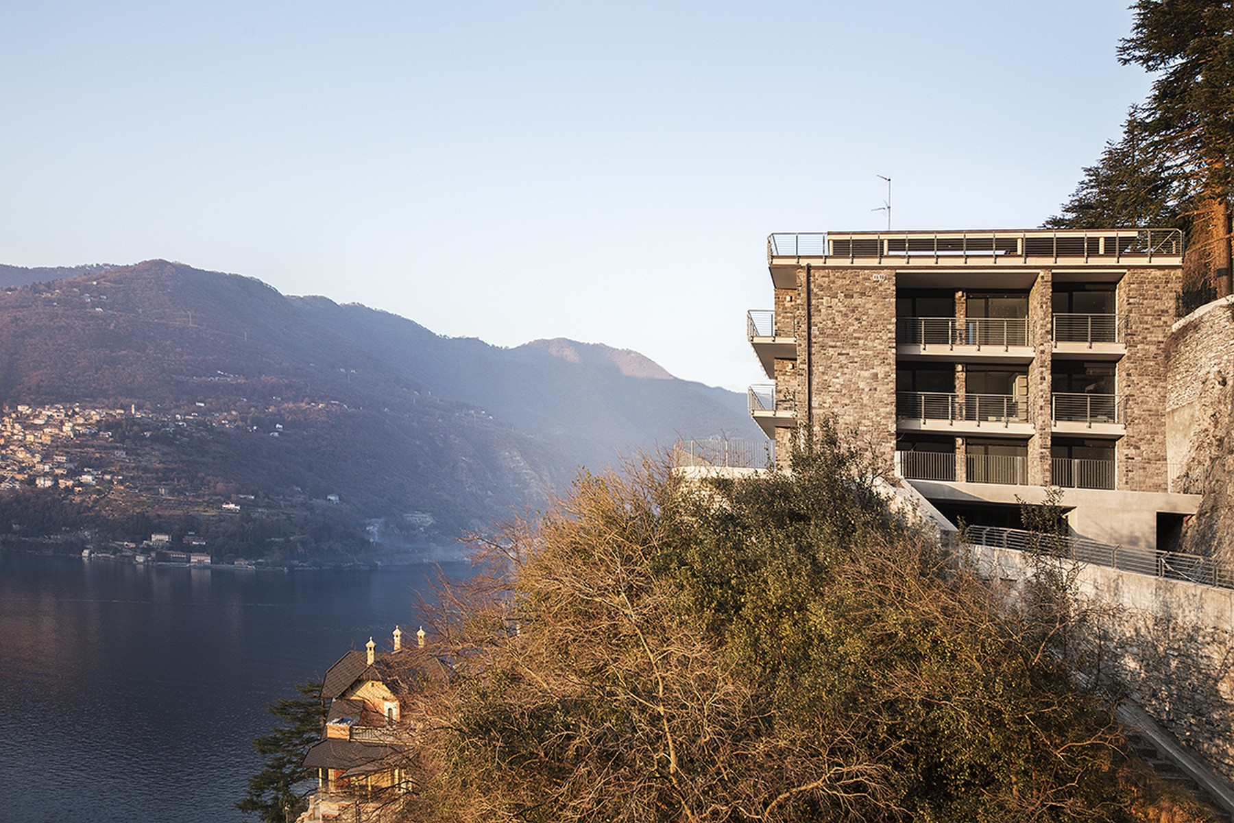 Apartment for Sale at Modern penthouse in a new construction building Blevio, Como, Italy