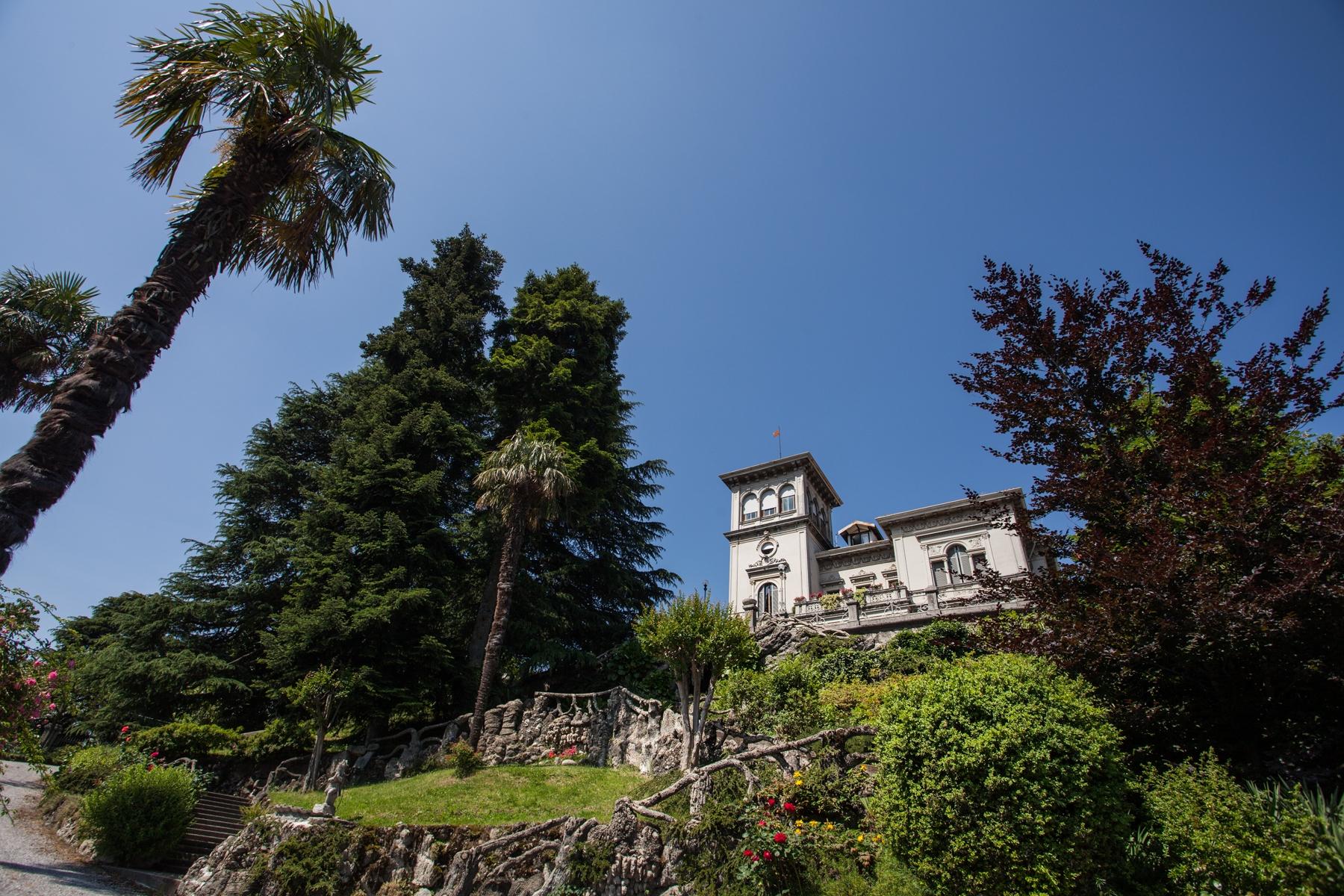 Other Residential Homes for Sale at Great period villa in art nouveau style San Fermo della Battaglia, Como Italy