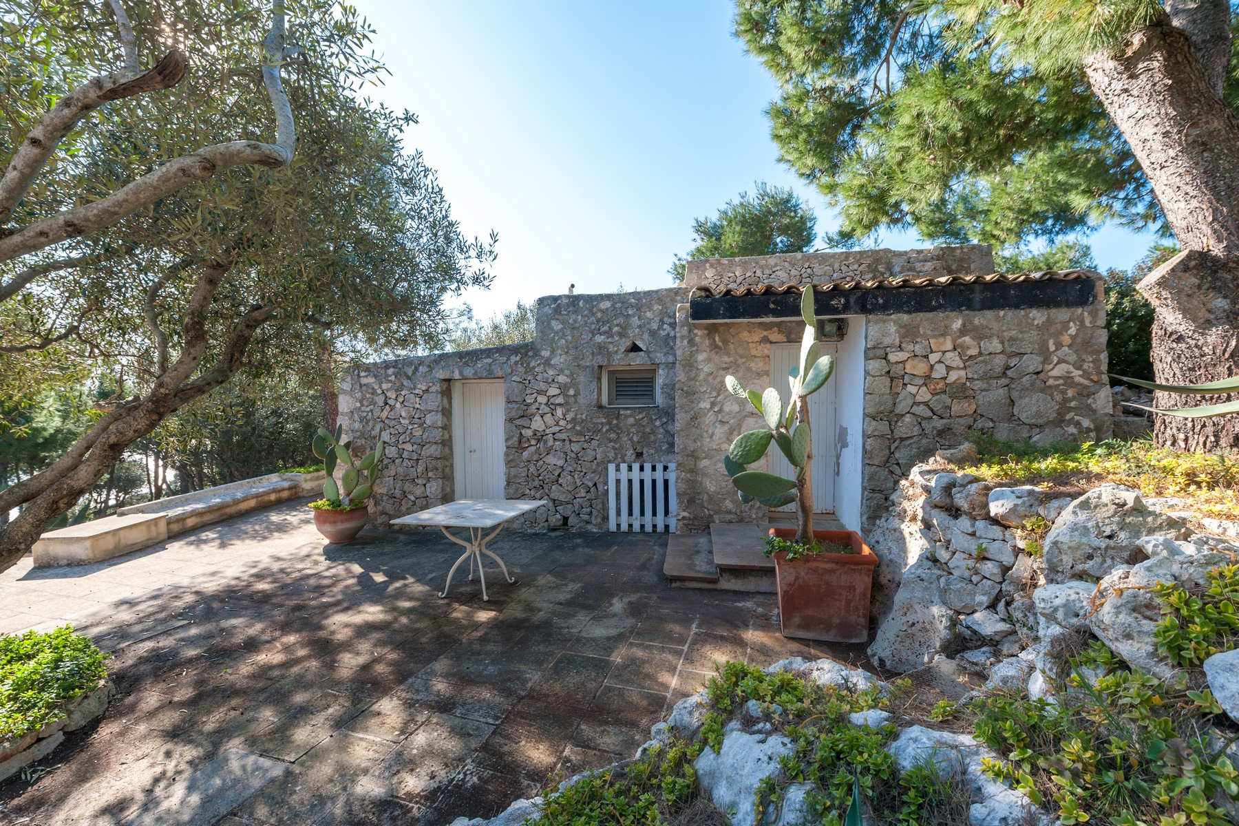 Single Family Homes for Sale at Trulli with a beautiful panoramic view Gagliano Del Capo, Lecce Italy