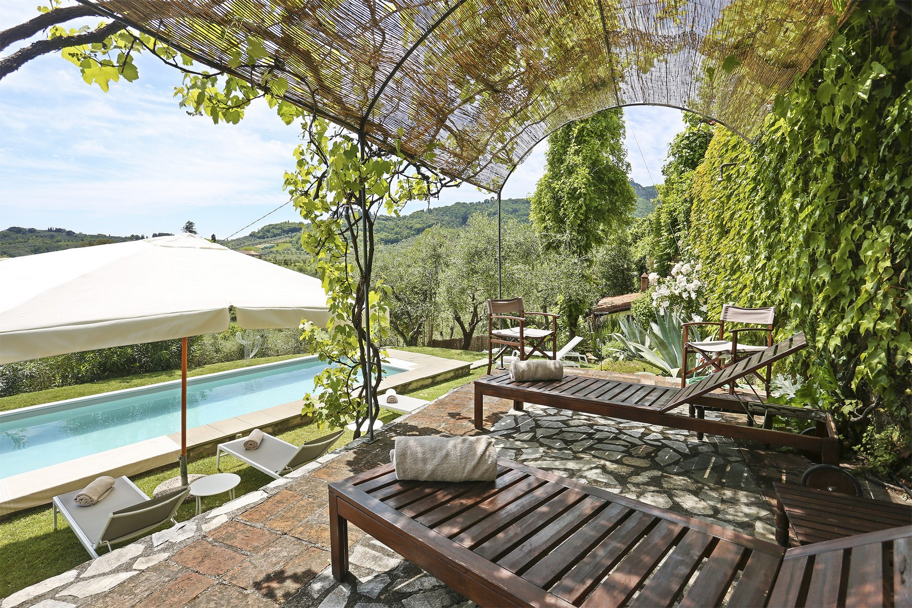 Other Residential Homes for Sale at Beautiful villa with swimming pool in the countryside of Lucca Lucca, Lucca Italy