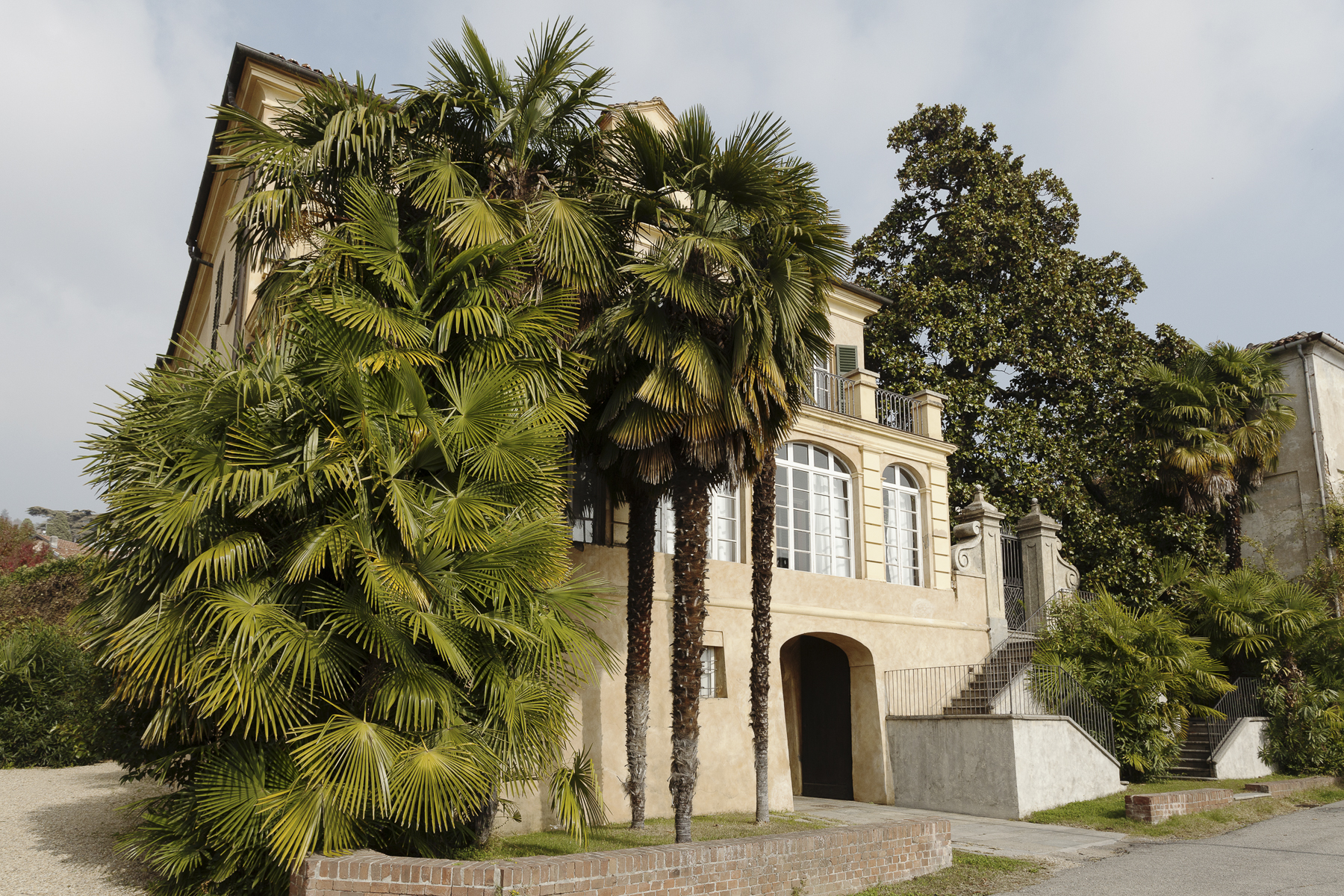 Other Residential for Sale at A fascinating XVII century Villa in Revigliasco Hill Moncalieri, Turin, Italy