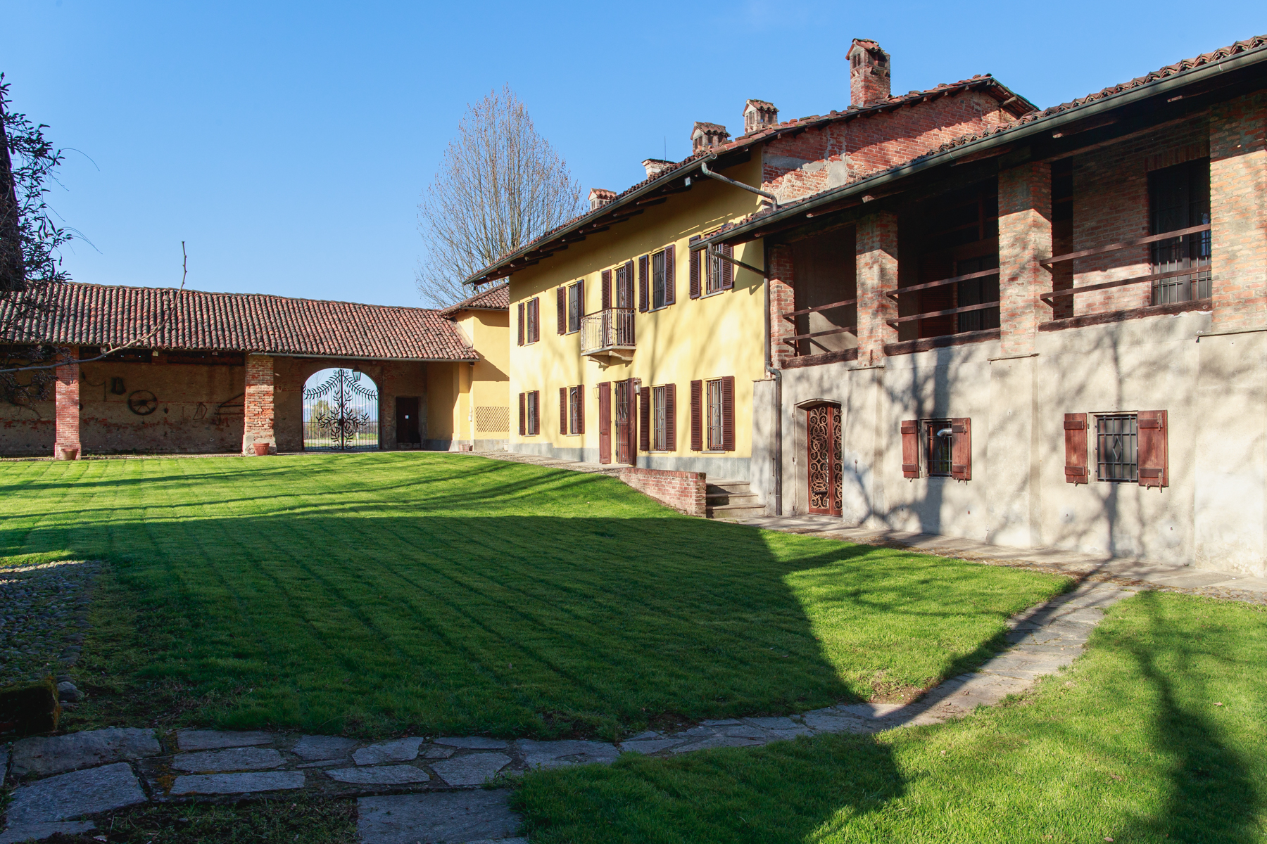 Other Residential Homes for Sale at Stately villa in La Mandria Park Venaria Reale, Turin Italy