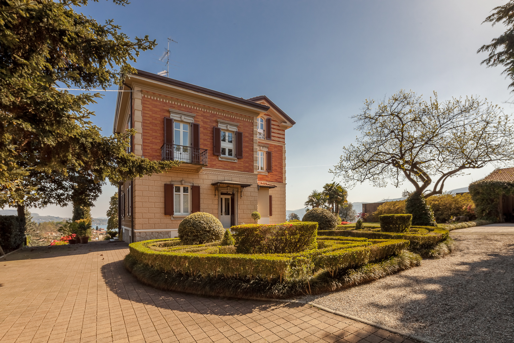 Other Residential Homes for Sale at Art Nouveau villa on Lake Maggiore Verbania, Verbano Cusio Ossola Italy