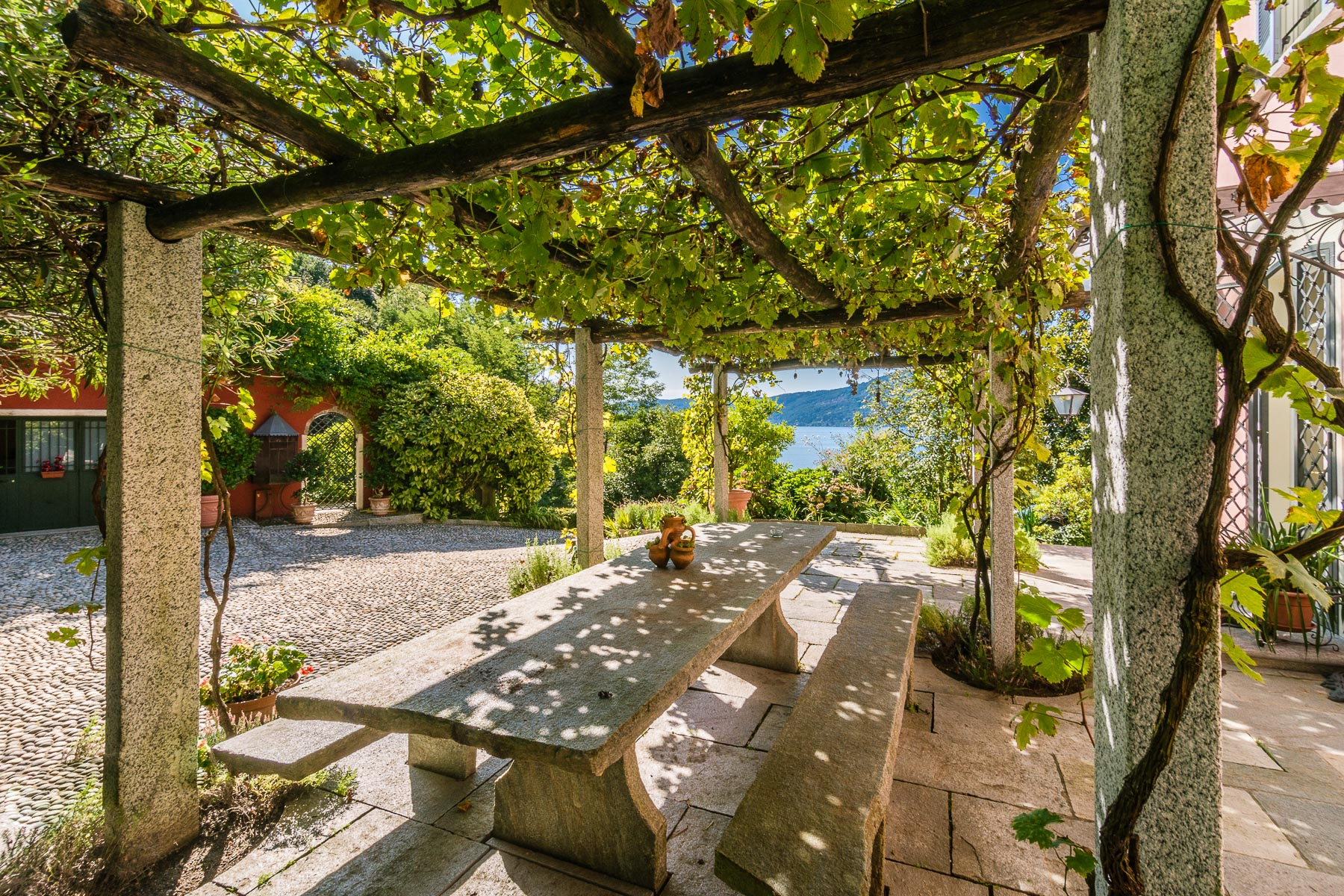 Other Residential Homes for Sale at Ancient villa overlooking the lake Maggiore Verbania, Verbano Cusio Ossola Italy