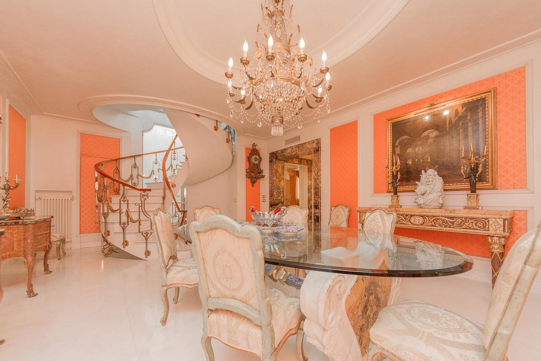Property for Sale at Luxury residential building in Rome city center Rome, Rome Italy