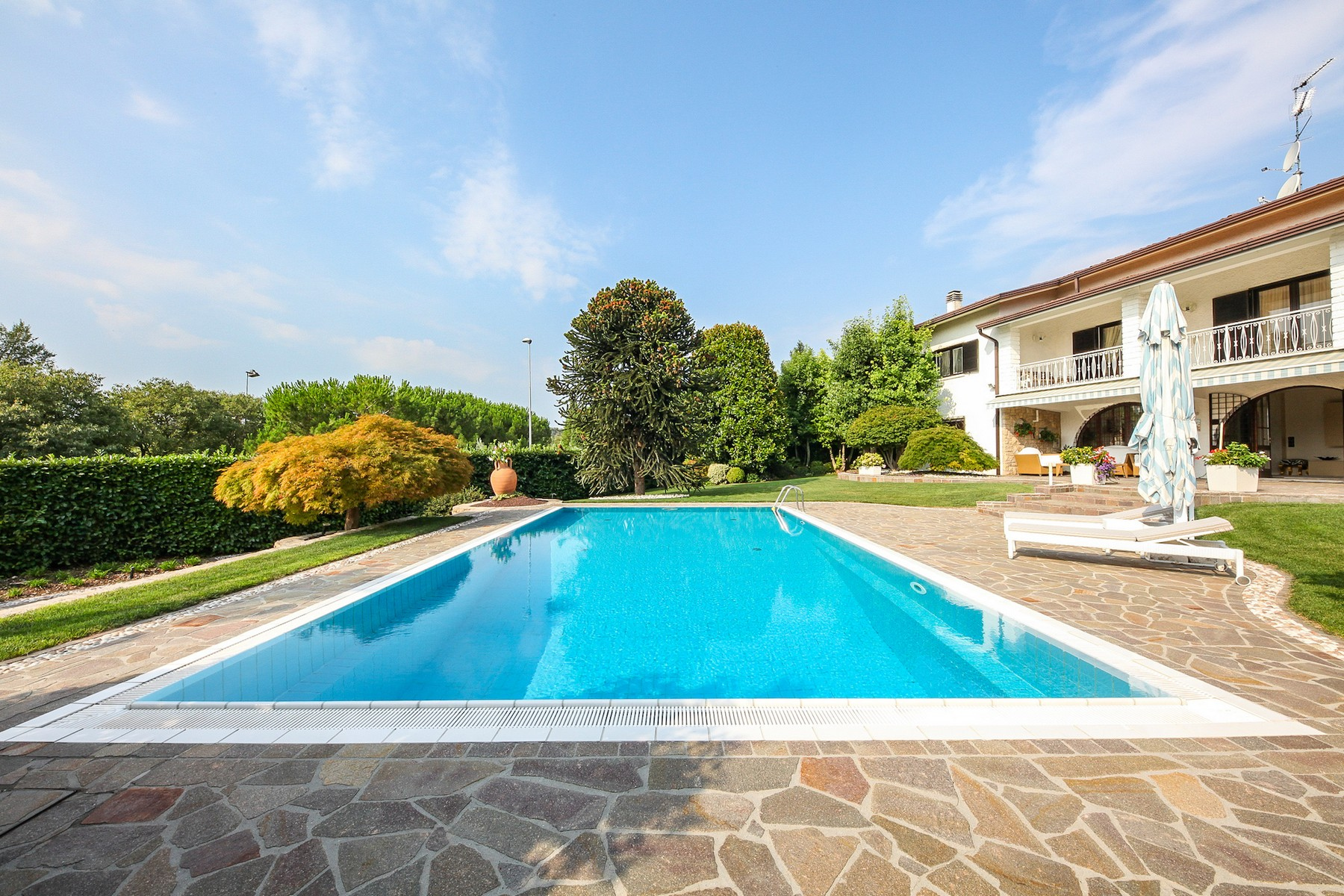 Other Residential Homes for Sale at Elegant villa on the hills of Padenghe sul Garda Padenghe sul Garda, Brescia Italy