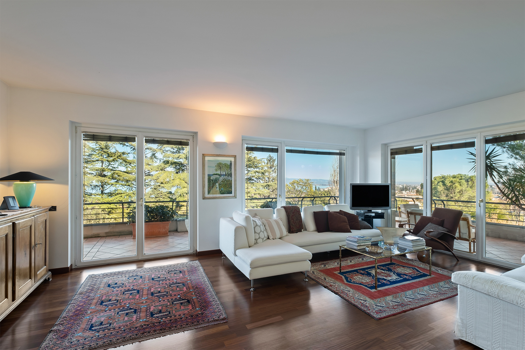Apartments for Sale at Bright apartment overlooking Lake Garda Desenzano Del Garda, Brescia Italy