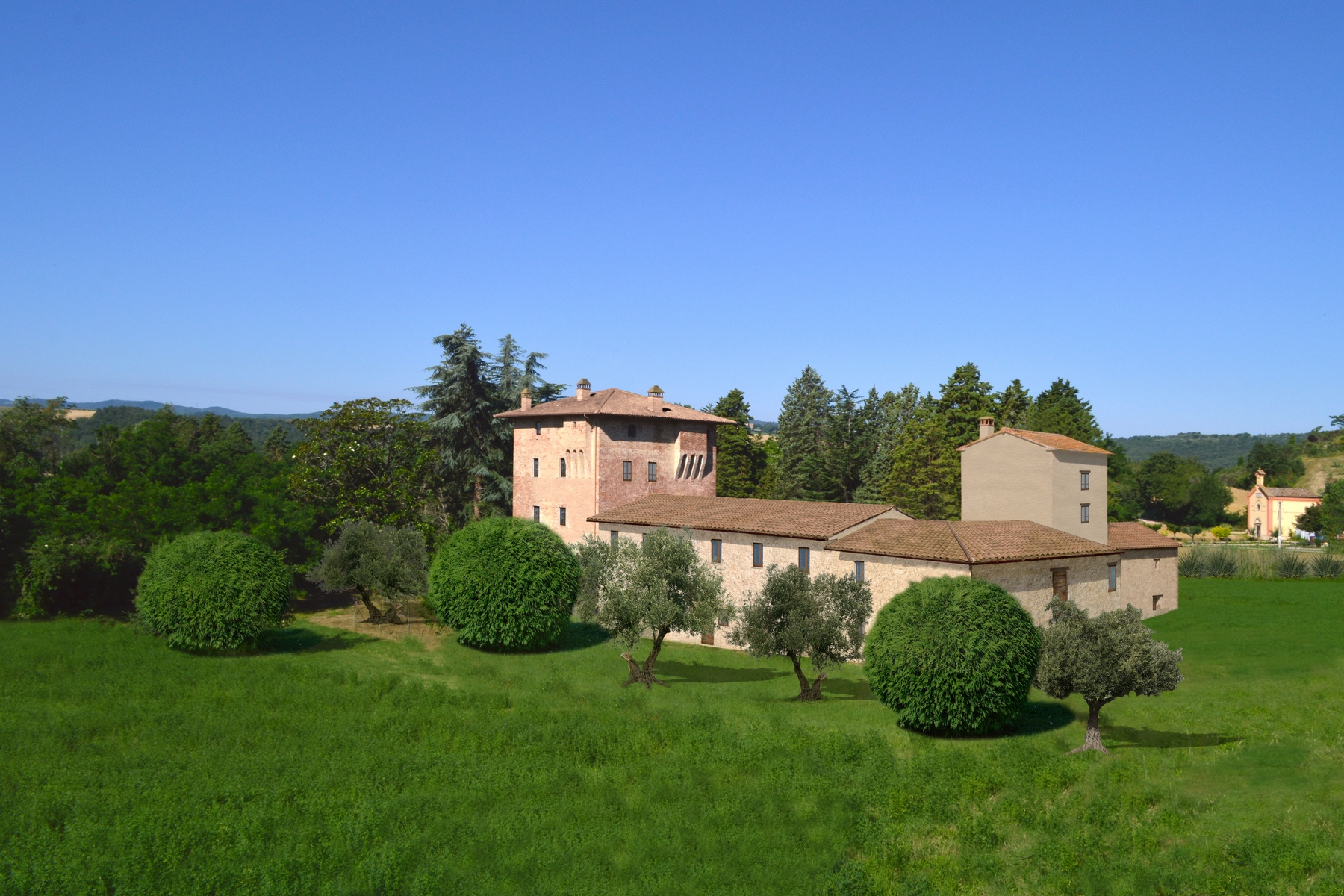 Other Residential Homes for Sale at Wonderful 15th century mill to be restored Marsciano, Perugia Italy