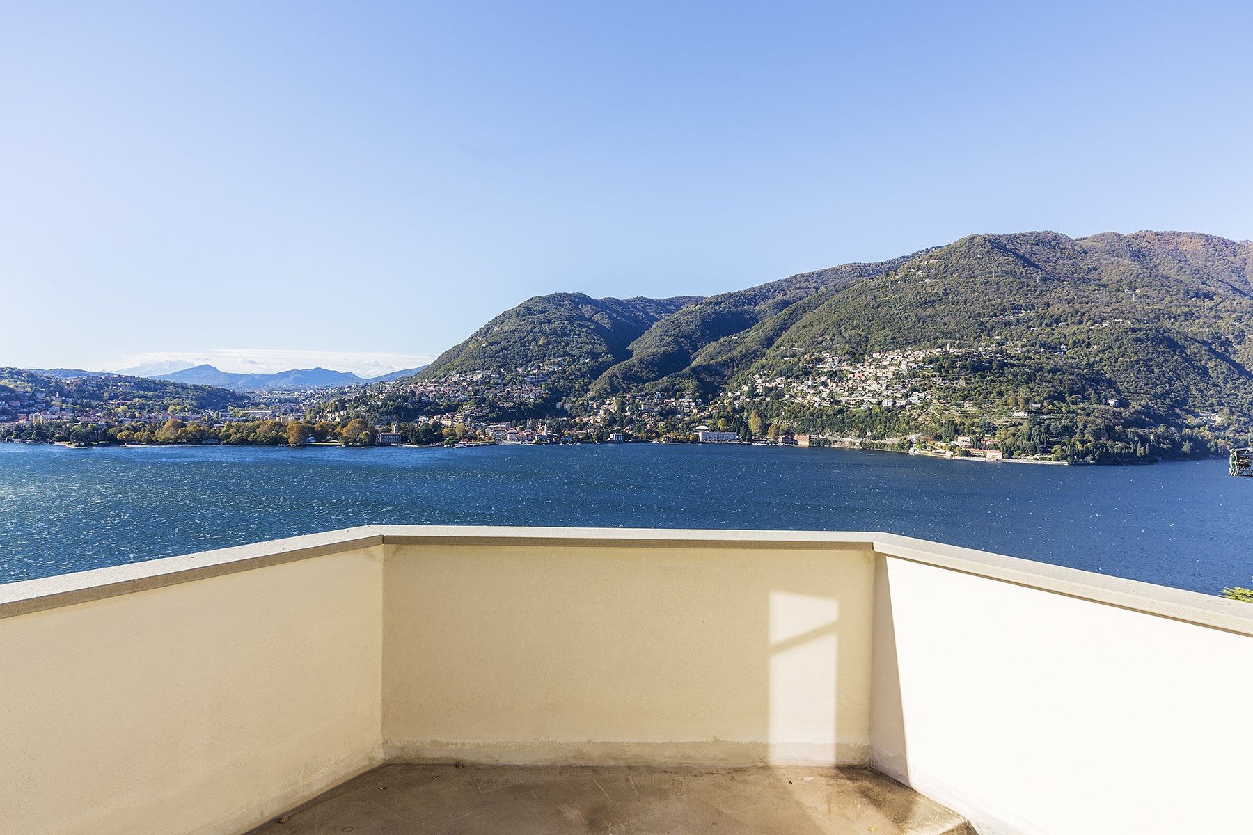 Apartments for Sale at Stunning apartment in historical villa of the late 19th century Blevio, Como Italy