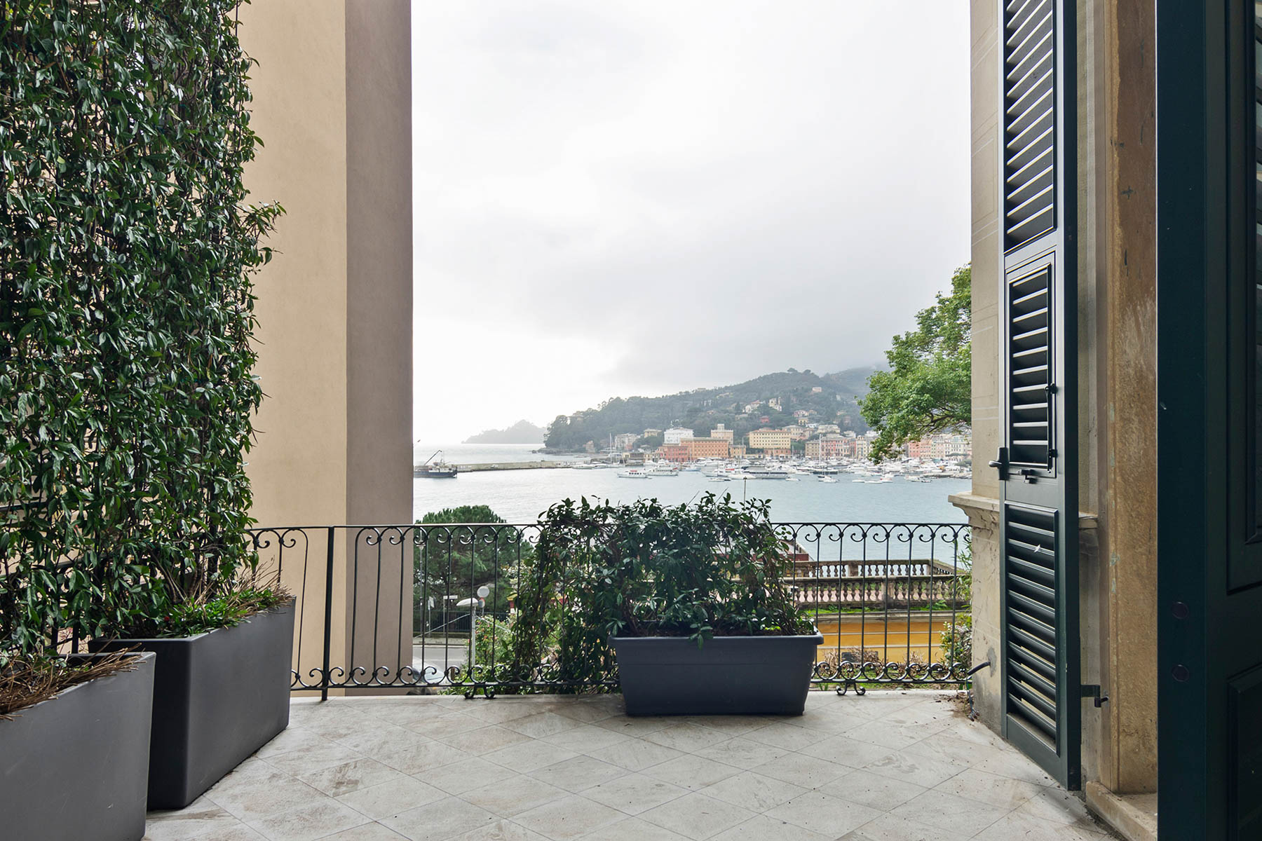 Apartments for Sale at Renovated luxury apartment with sea view Santa Margherita Ligure, Genoa Italy