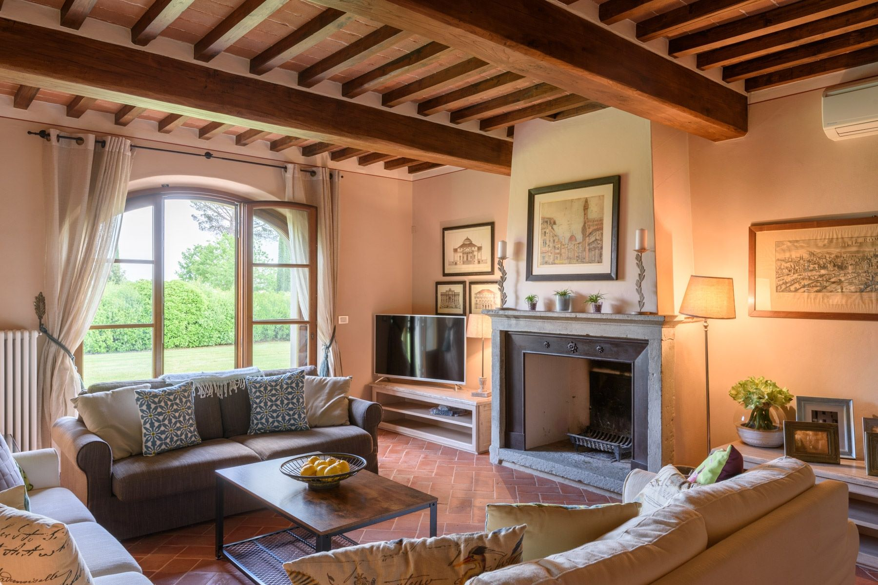 Other Residential Homes for Sale at Marvelous hunting lodge in tuscan countryside Cortona, Arezzo Italy