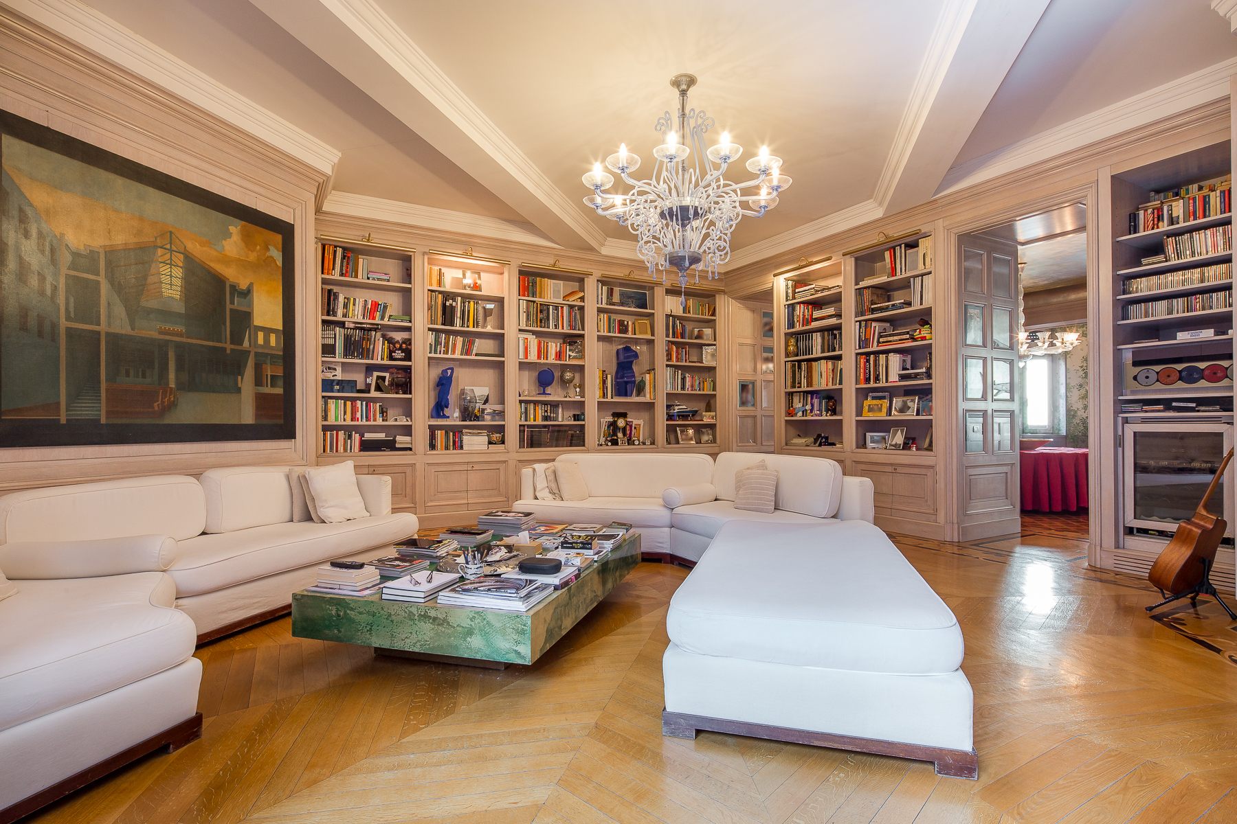 Apartments for Sale at Elegant apartment in prestigious historic building Milano, Milan Italy