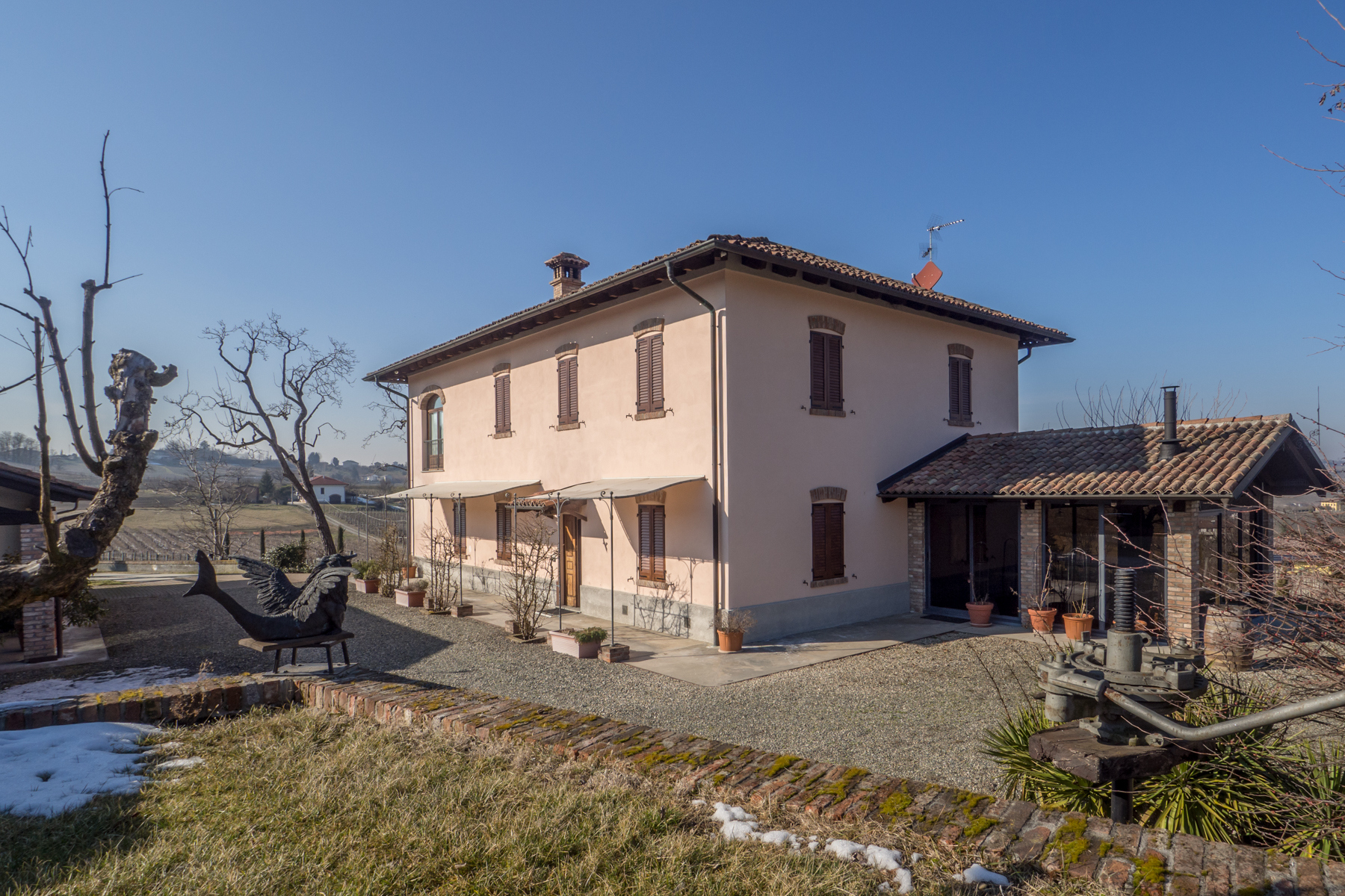 Other Residential Homes for Sale at Enchanting villa in Monferrato region Nizza Monferrato, Asti Italy