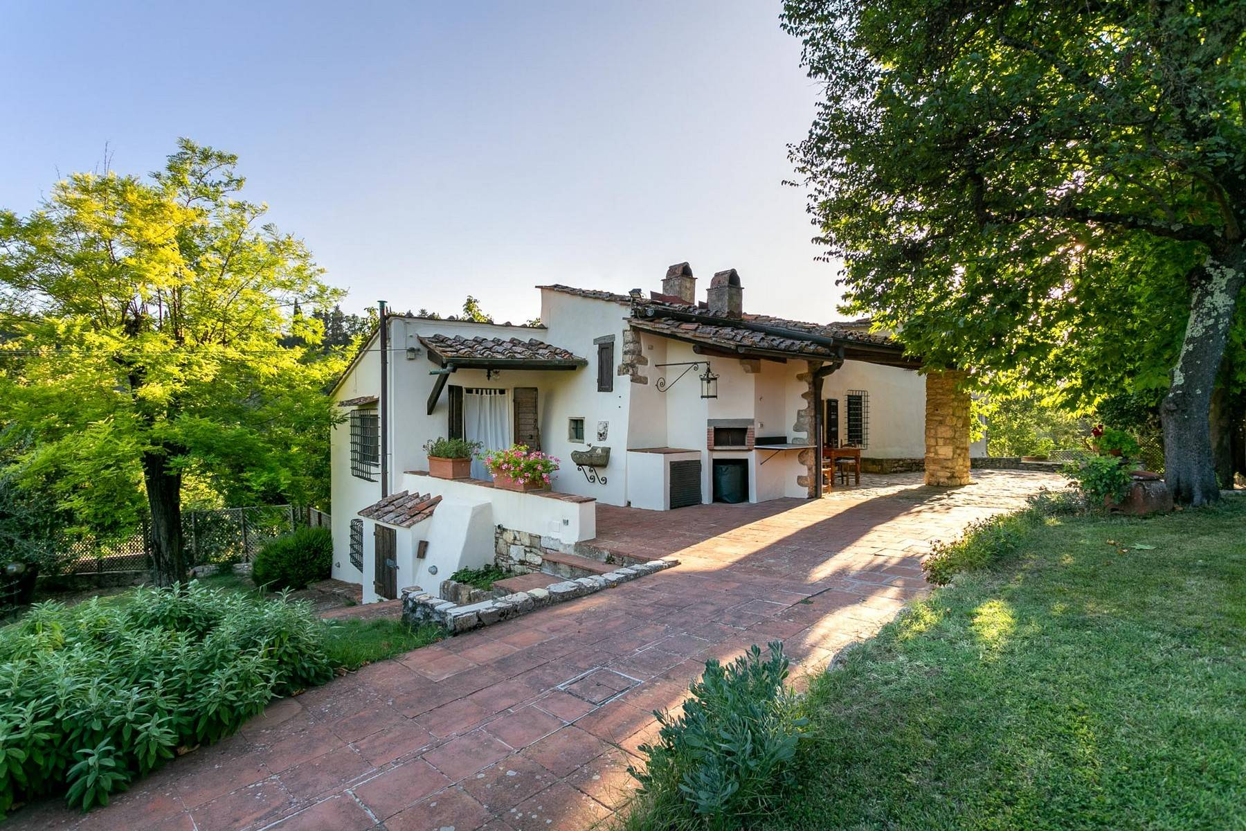 Other Residential Homes for Sale at Villa immersed in a 7,000 sqm garden close to Florence Bagno A Ripoli, Florence Italy