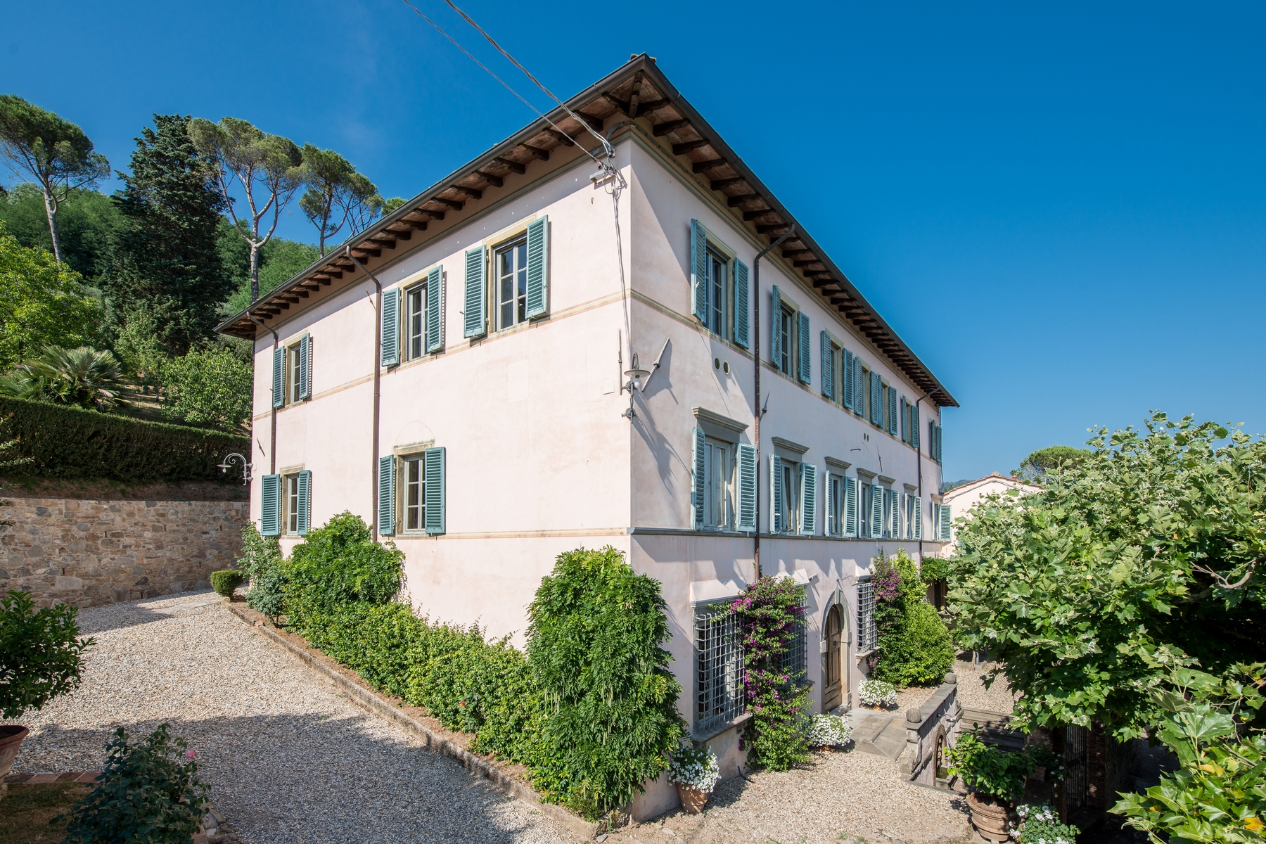 Other Residential Homes for Sale at Beautiful 17th century villa near Lucca Lucca, Lucca Italy
