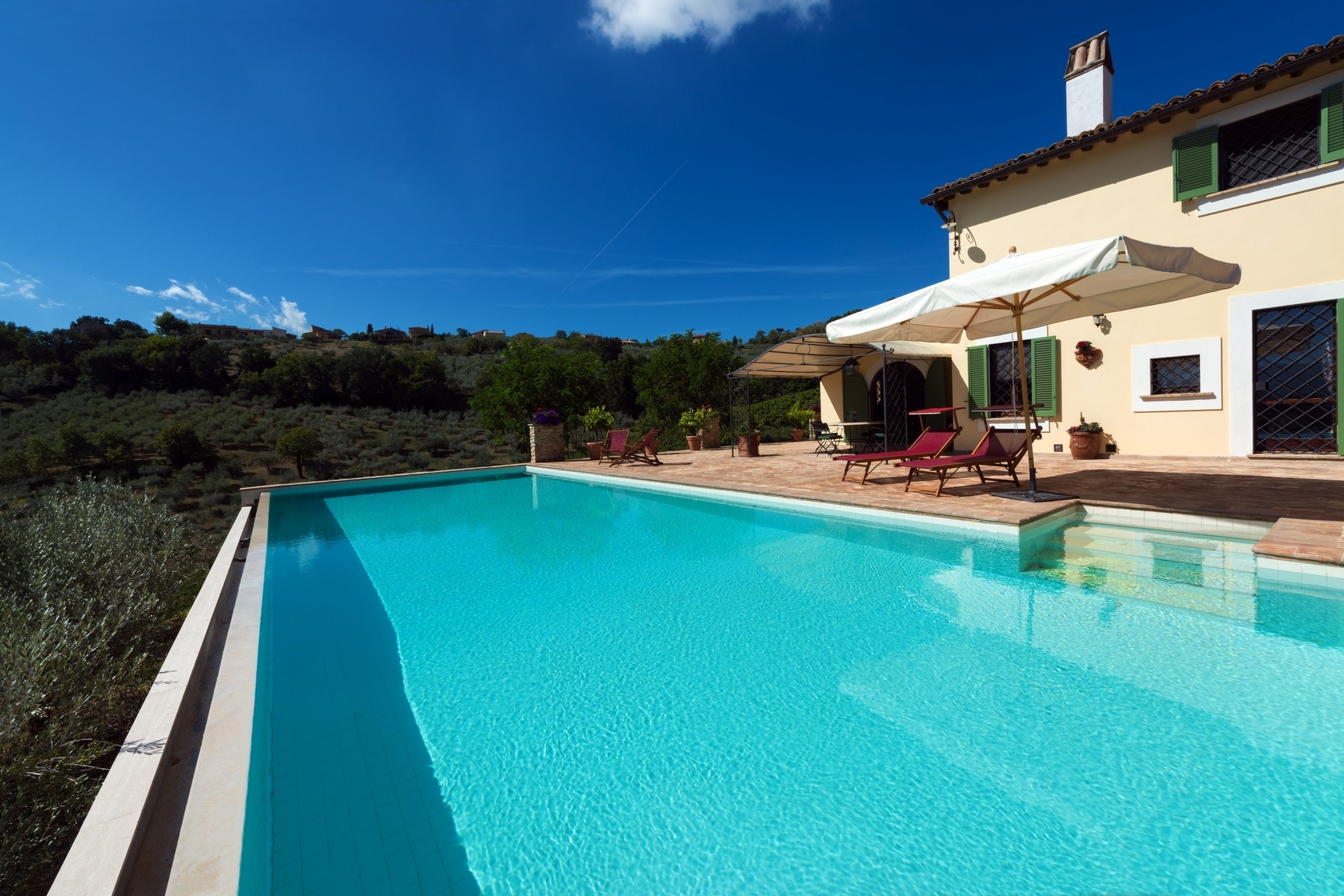 Other Residential Homes for Sale at Enchanting property in the Umbrian hills Perugia, Perugia Italy