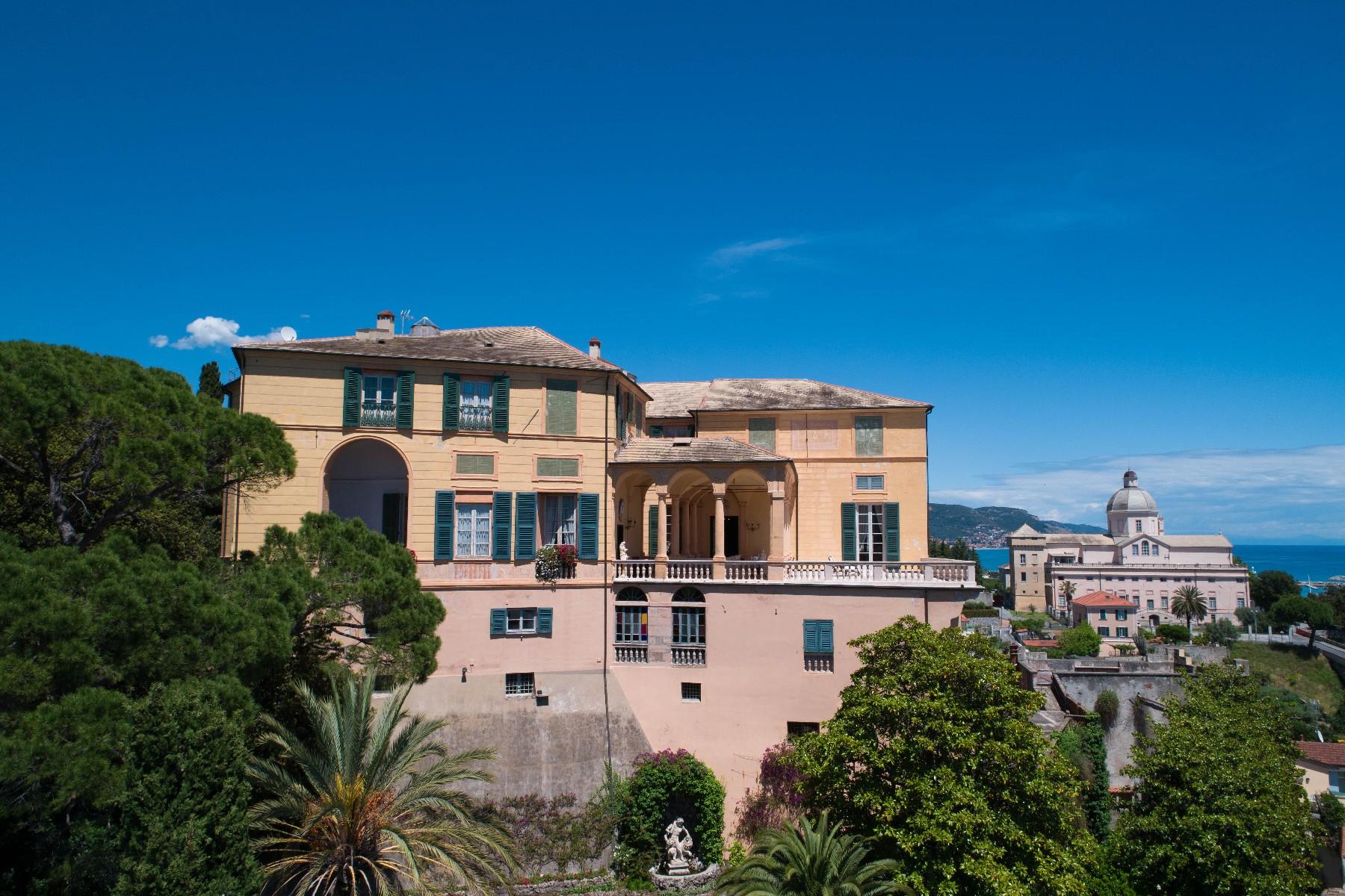 Other Residential Homes voor Verkoop op Doria Castle in Loano Loano, Savona Italië