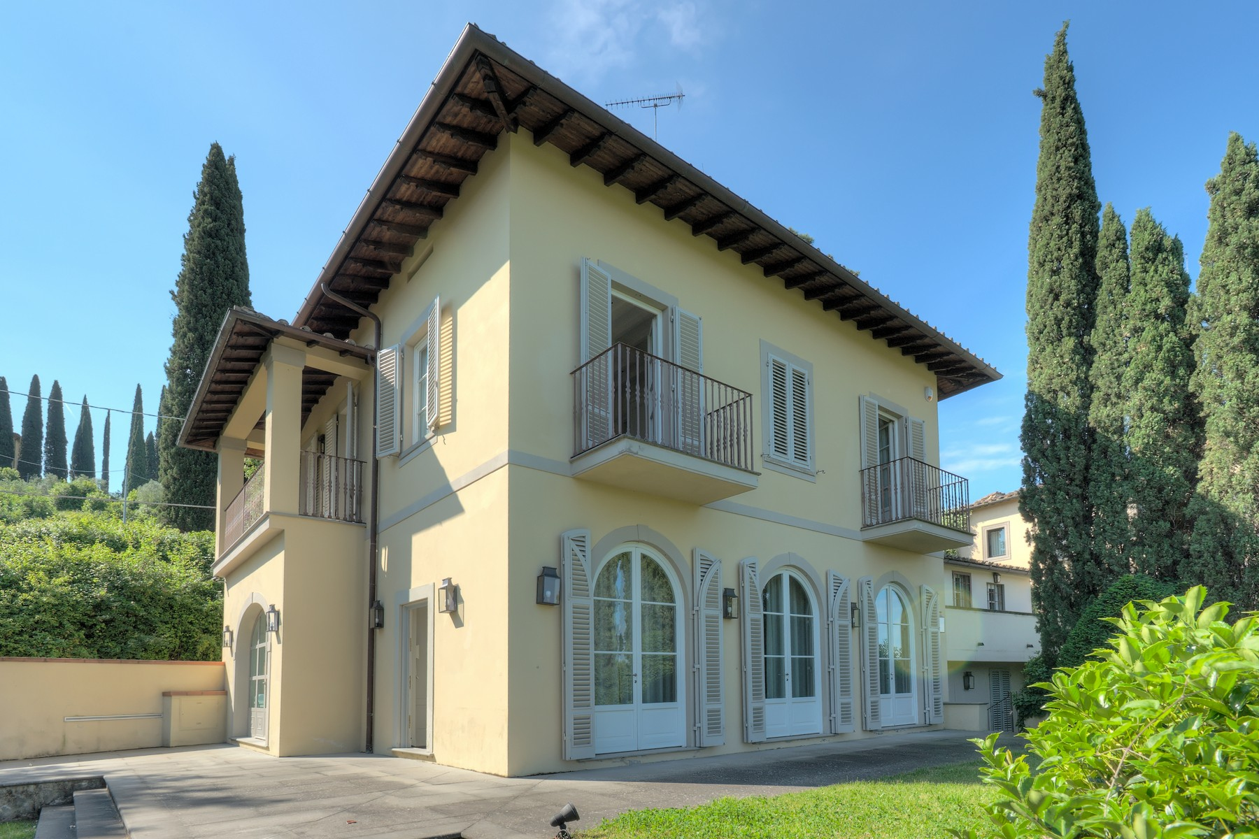 Other Residential Homes for Sale at Beautiful villa on the hill of Arcetri Firenze, Florence Italy