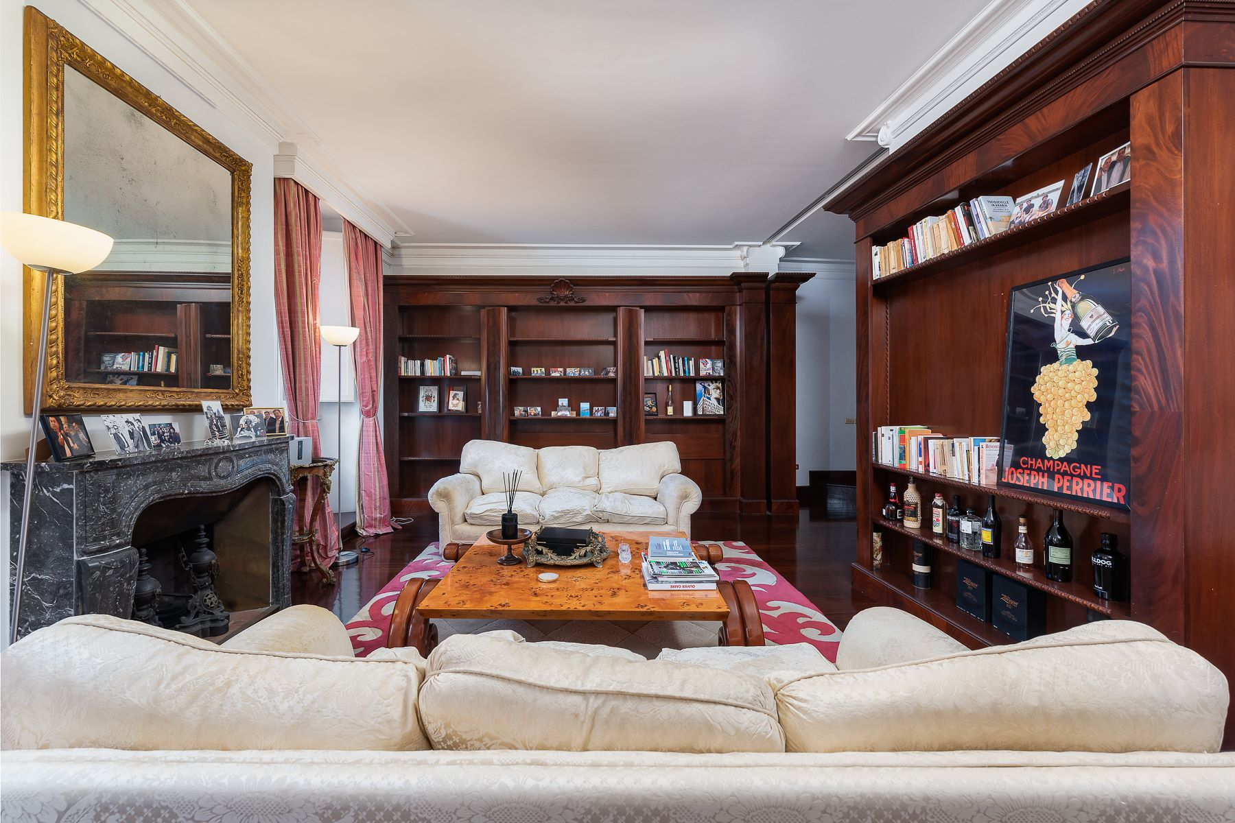 Property for Sale at Marvelous pied a terre in an historic palazzo Rome, Rome Italy