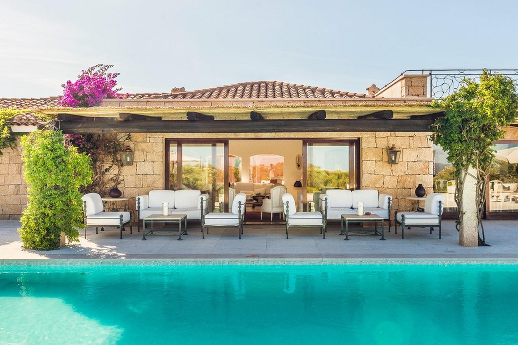 Other Residential for Sale at Stunning villa with sea view, close to Marina di Porto Cervo Porto Cervo, Olbia Tempio, Italy