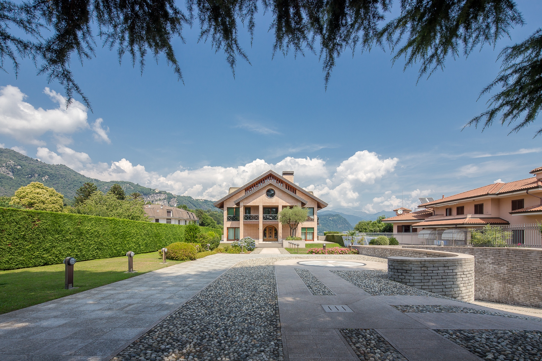 Other Residential Homes for Sale at Design villa overlooking Lake Orta San Maurizio d Opaglio, Novara Italy