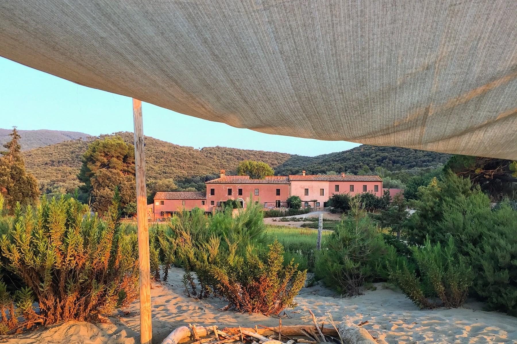 Otros residenciales por un Venta en Extraordinary estate in the heart of Maremma Grosseto, Grosseto Italia