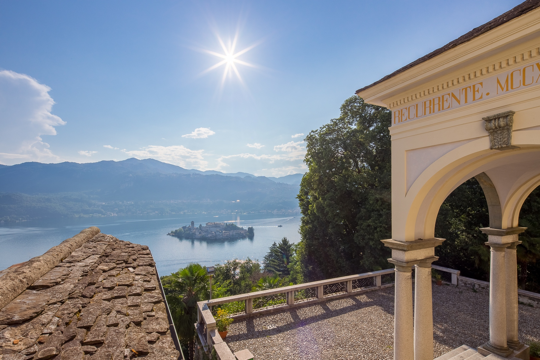 Property for Sale at Ex-Convent and 19c Villa on the Sacro Monte - Orta San Giulio Orta San Giulio, Novara Italy