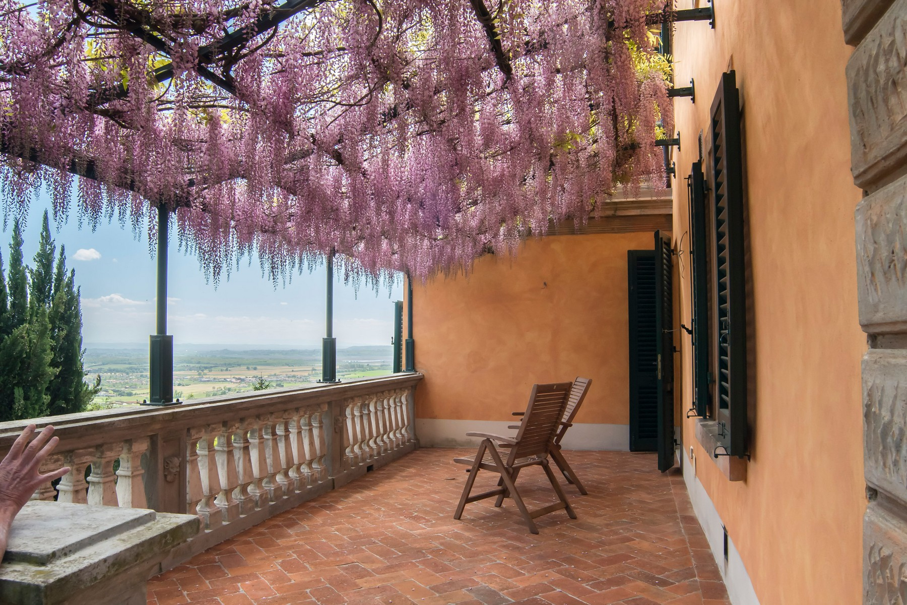 Other Residential for Sale at Magnificent villa close to Montecatini Golf Course Monsummano Terme, Pistoia Italy