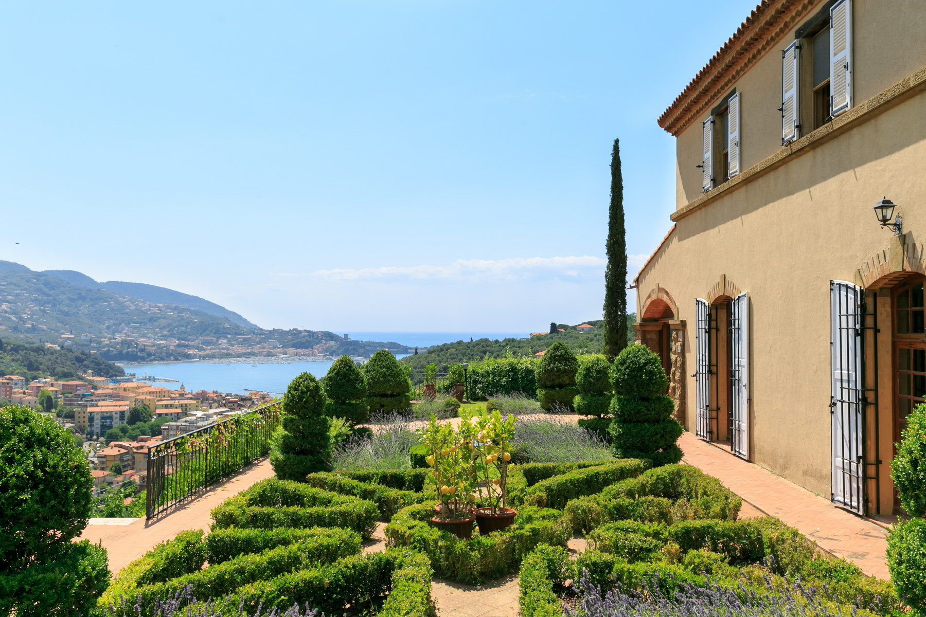 Other Residential Homes for Sale at Lovely villa with sea views on the gulf of Lerici Lerici, La Spezia Italy