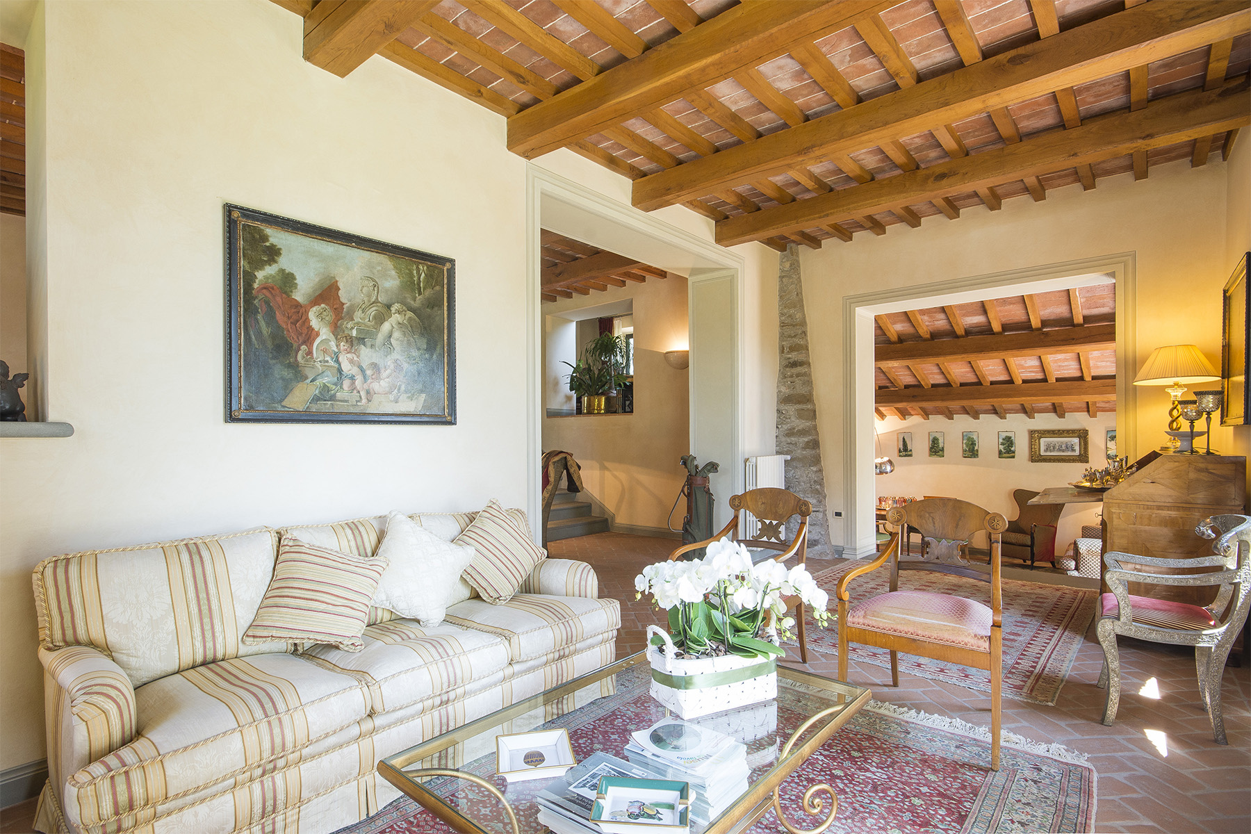 Other Residential Homes for Sale at Stunning countryhome on the Tuscan hills of Vinci Vinci, Florence Italy