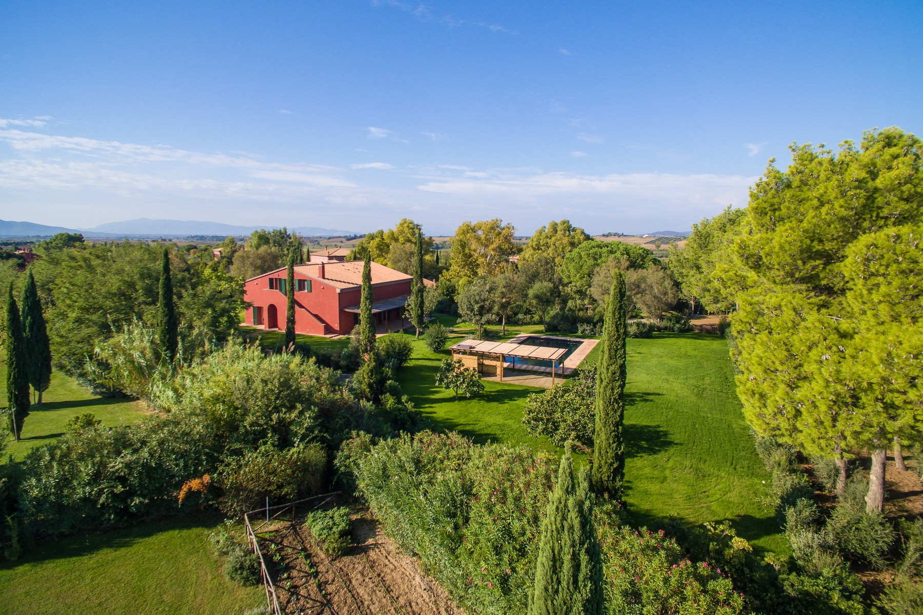 Other Residential Homes for Sale at Luxury villa by the sea Scansano, Grosseto Italy