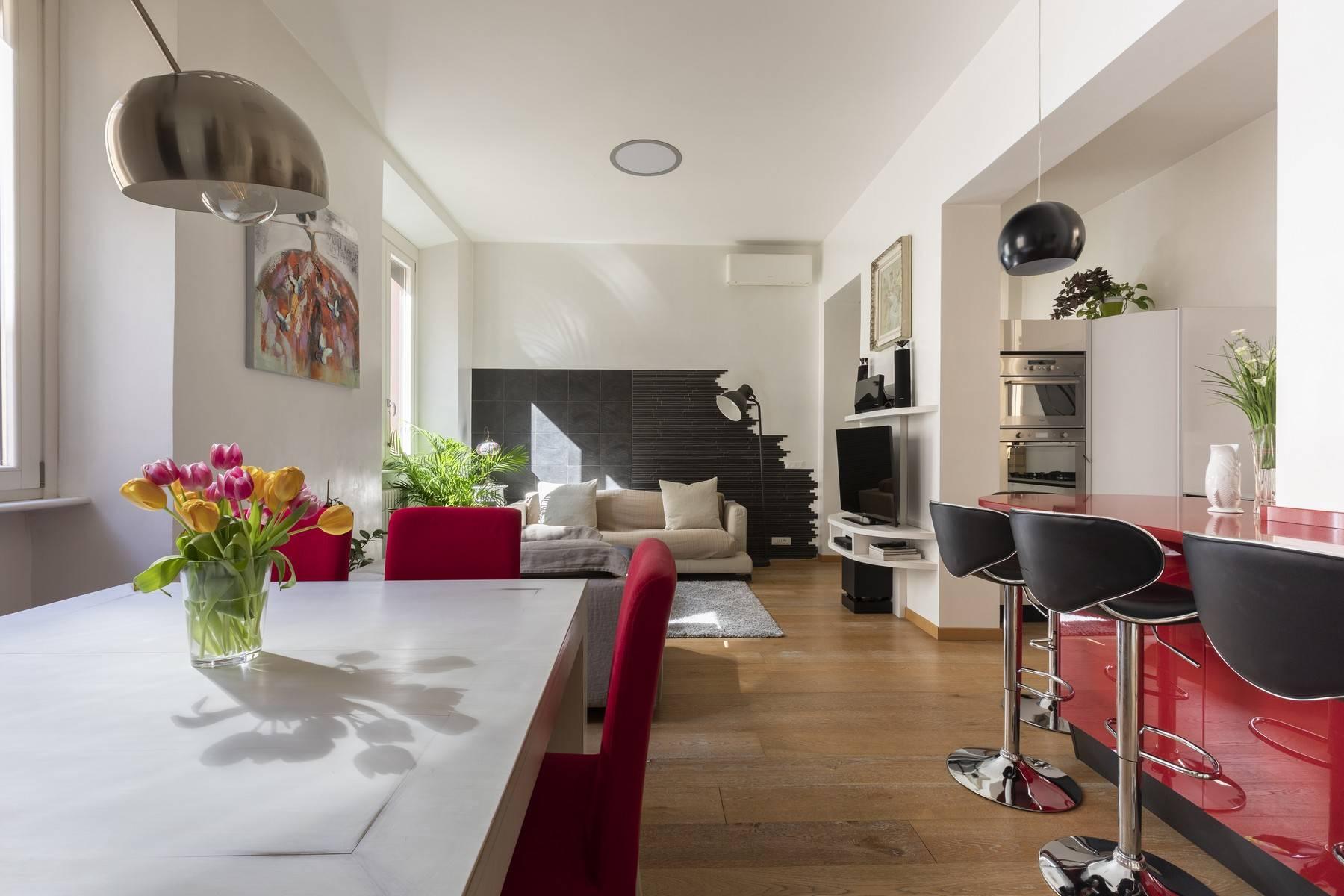 Apartments por un Alquiler en Charming and design apartment Rome, rom Italia